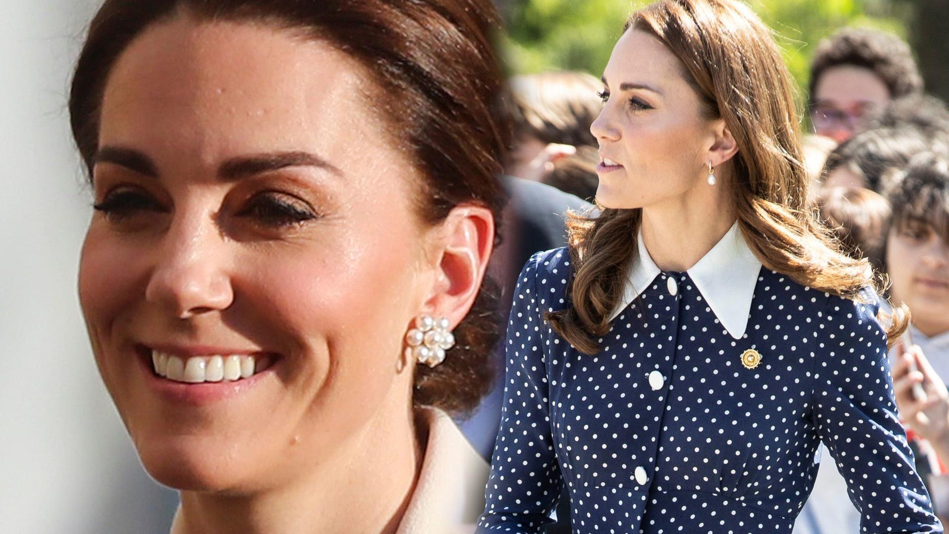 WOW! Macie okazję usłyszeć, jak śpiewa księżna Kate. Co za głos!