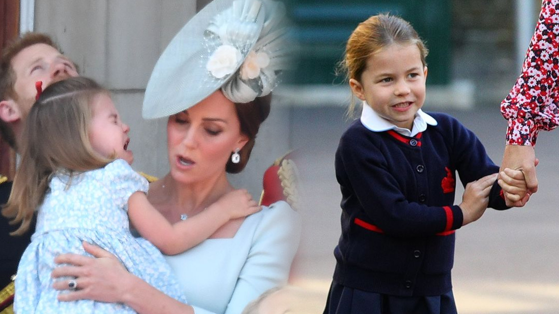 Dlaczego księżniczka Charlotte nie może mieć NAJLEPSZEJ przyjaciółki?