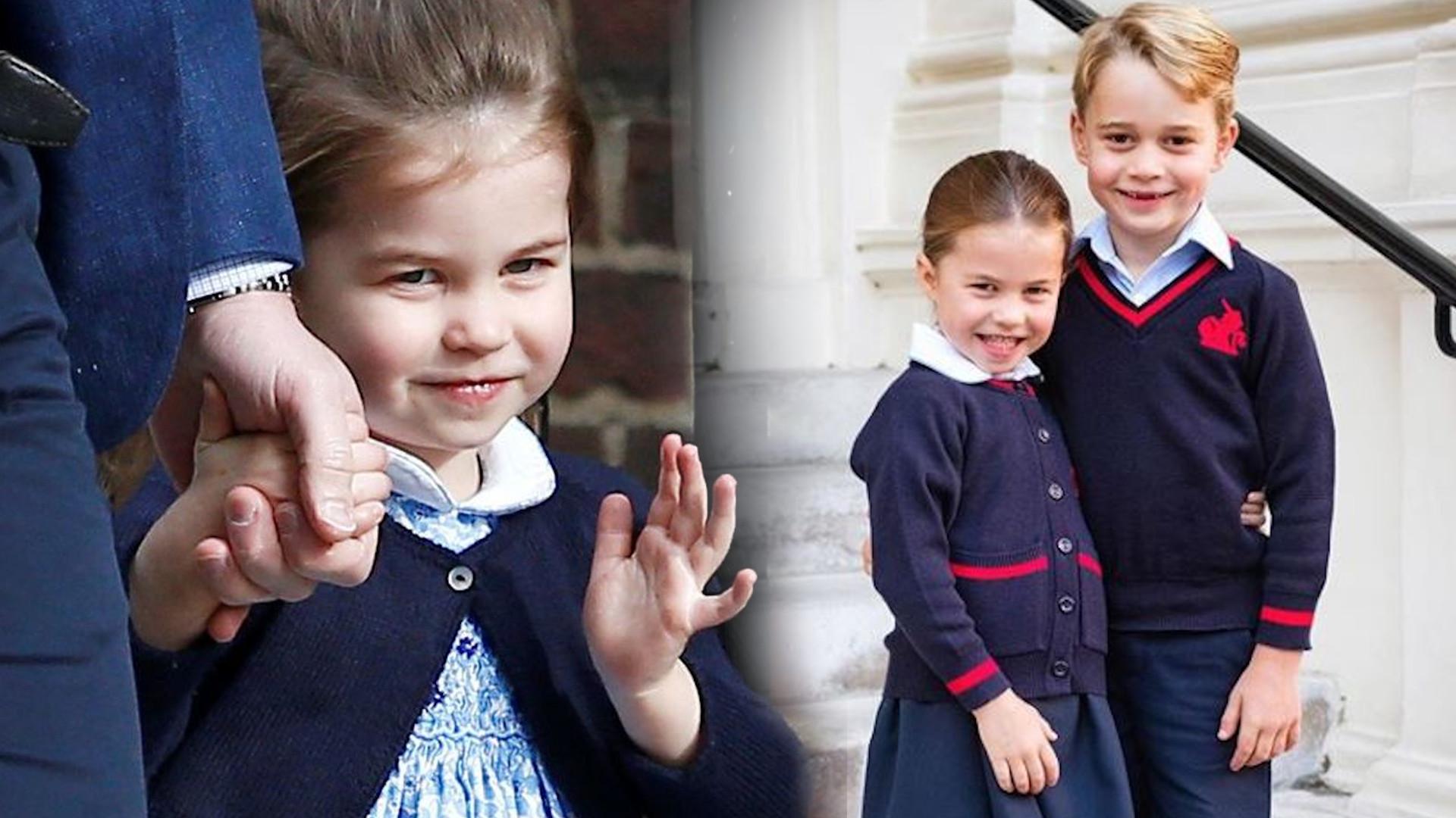 Wyszło na jaw, jak rówieśnicy mówią na księżniczkę Charlotte