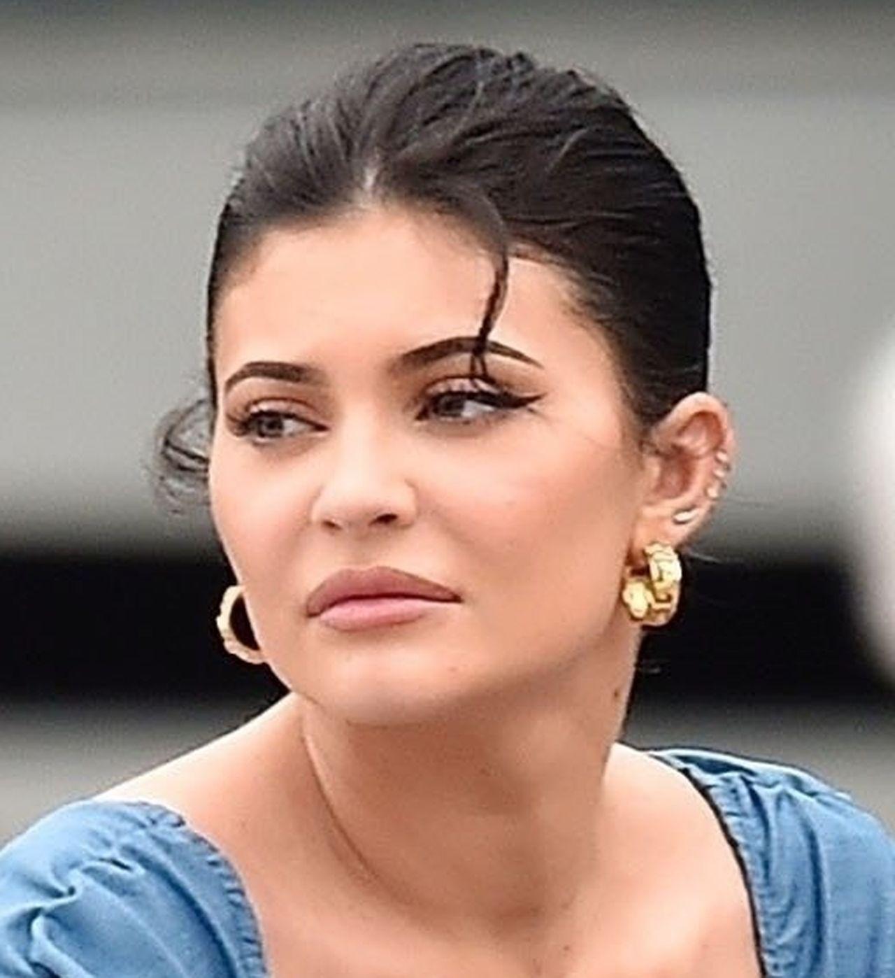 Kylie Jenner na wakacjach we Włoszech.