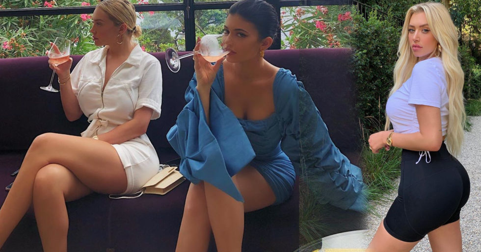 Anastasia Karanikolaou Kylie Jenner