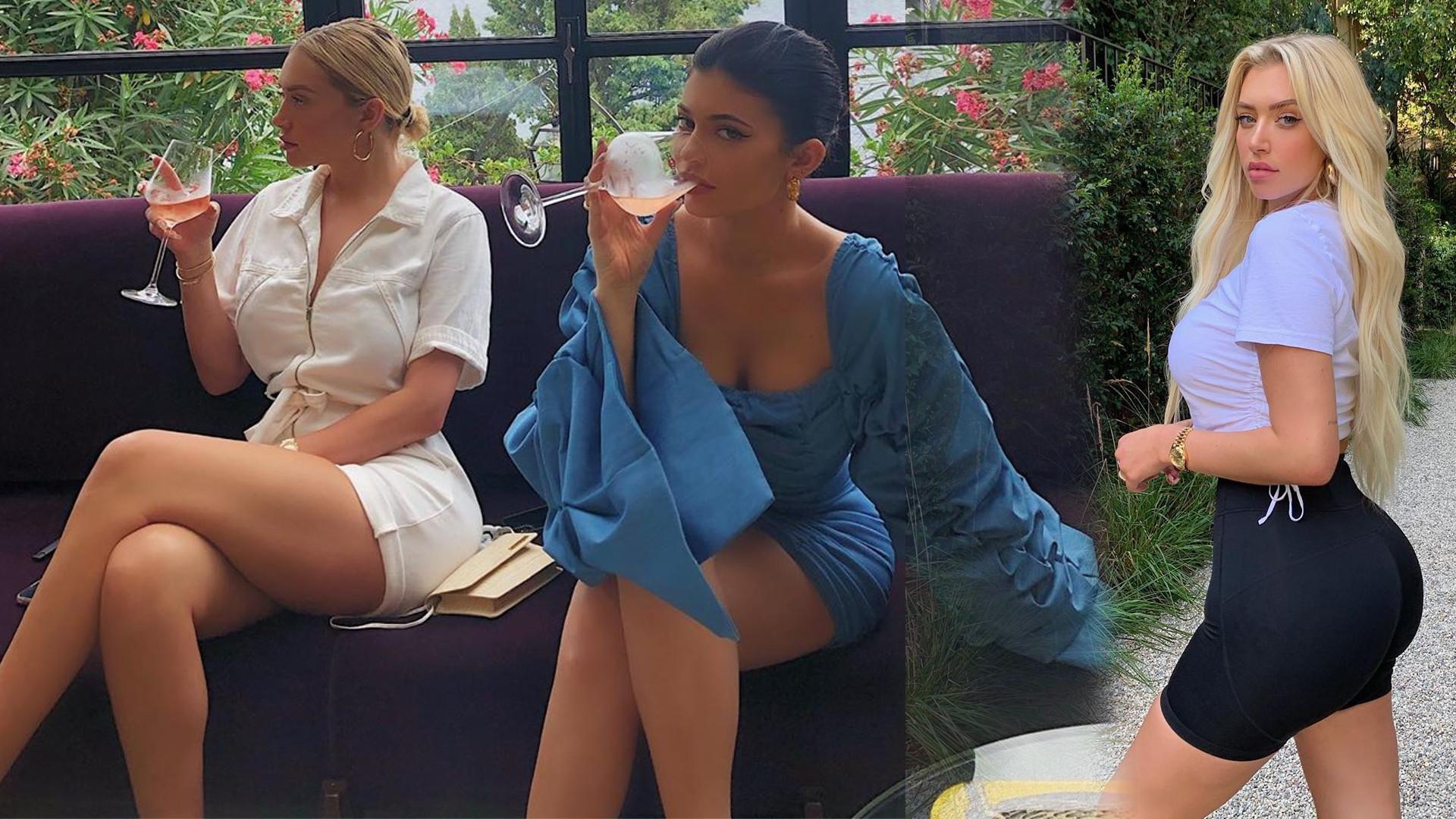 Nowa BFF Kylie Jenner. Kim jest Anastasia Karanikolaou?