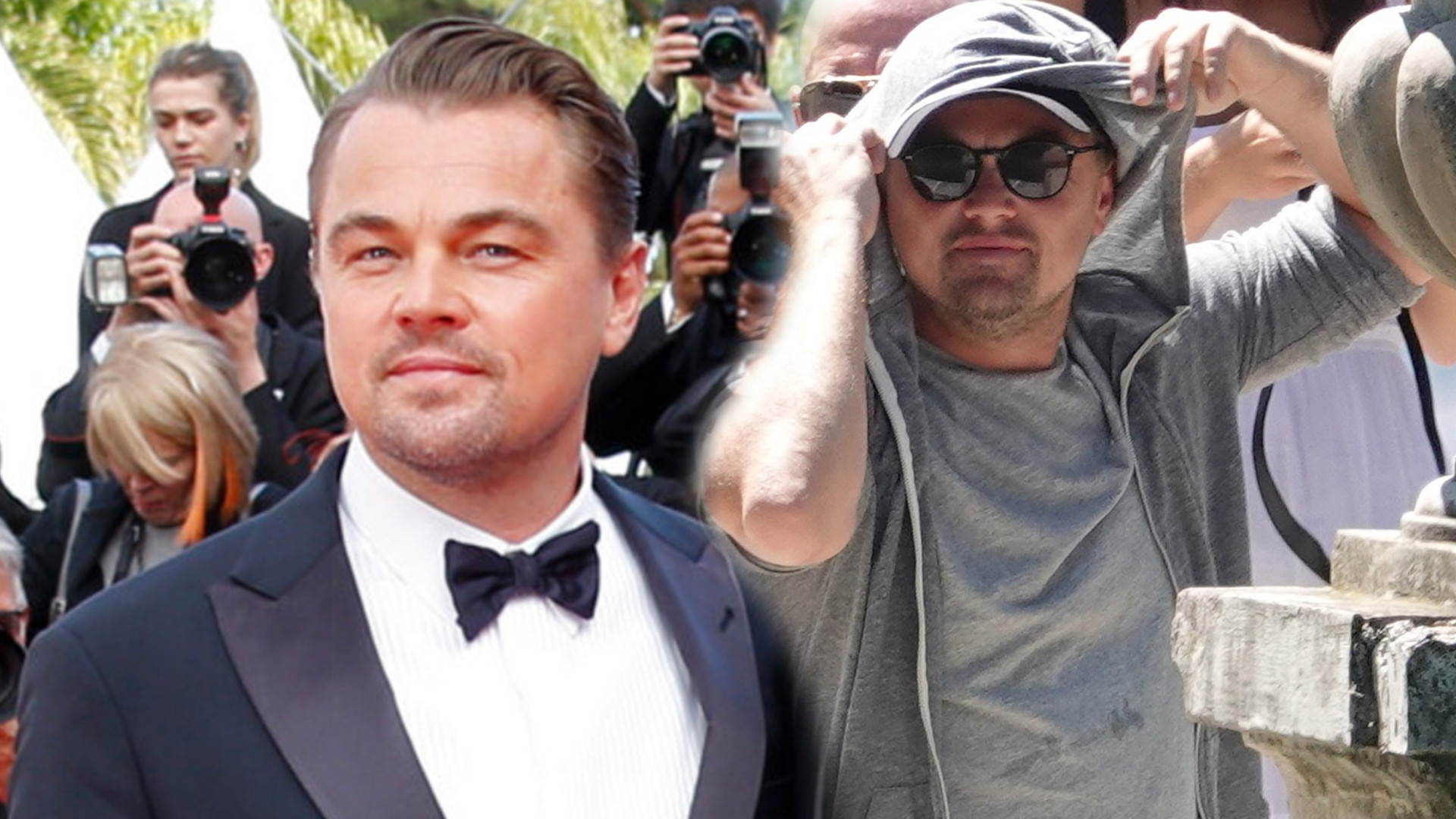 Leonardo DiCaprio z dziewczyną Camilą Morrone rywalizują grając w siatkówką plażową