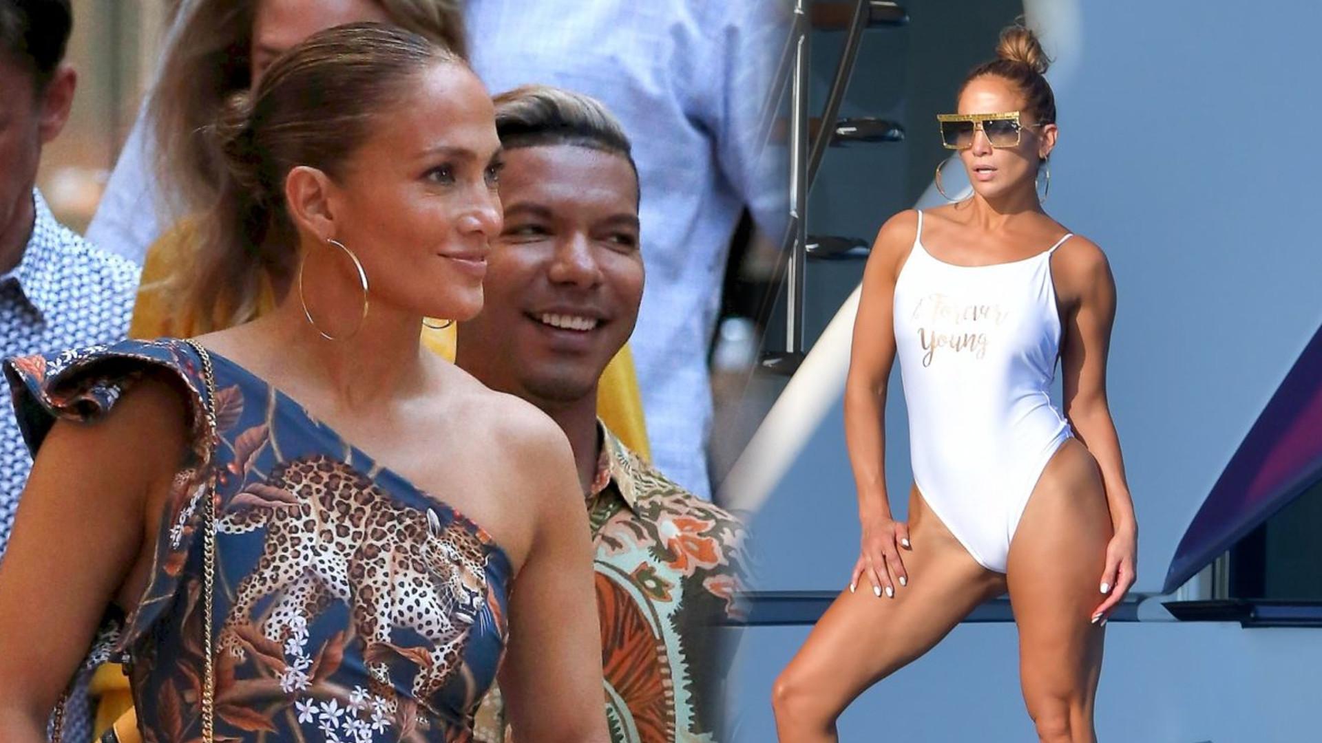 Jennifer Lopez szczerze o swojej pięćdziesiątce!
