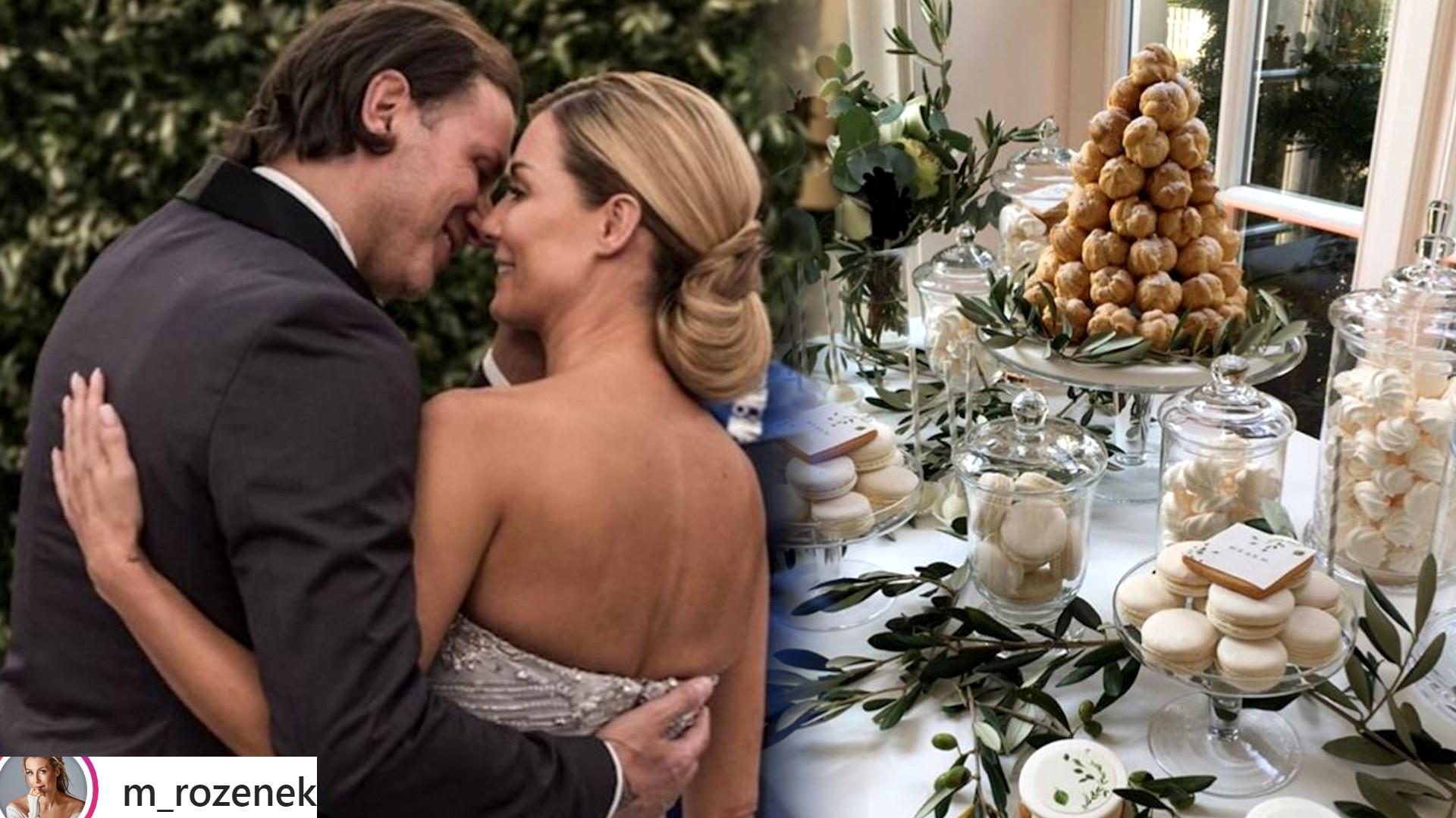 Małgorzata Rozenek-Majdan świętuje 3. rocznicę ślubu – pokazała mnóstwo zdjęć z uroczystości