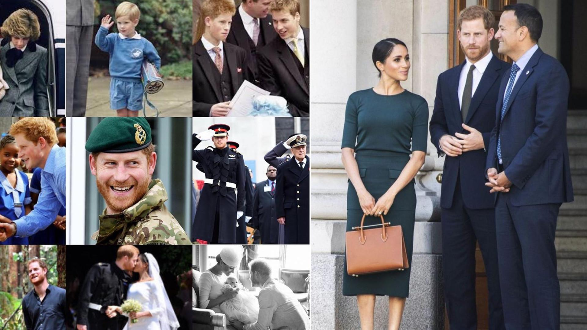 Książę Harry świętuje 35 urodziny. Meghan Markle napisała wzruszające życzenia i opublikowała nigdy wcześniej nie widziane zdjęcie syna