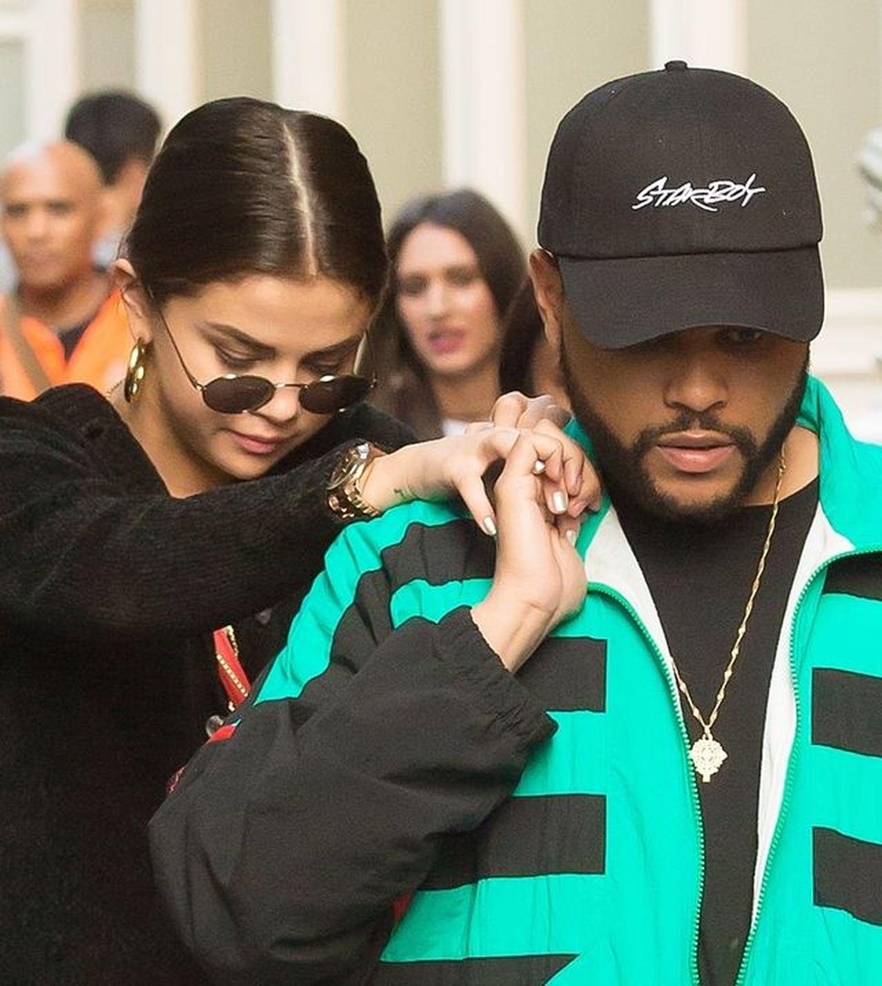 The Weeknd i Selena Gomez na randce.