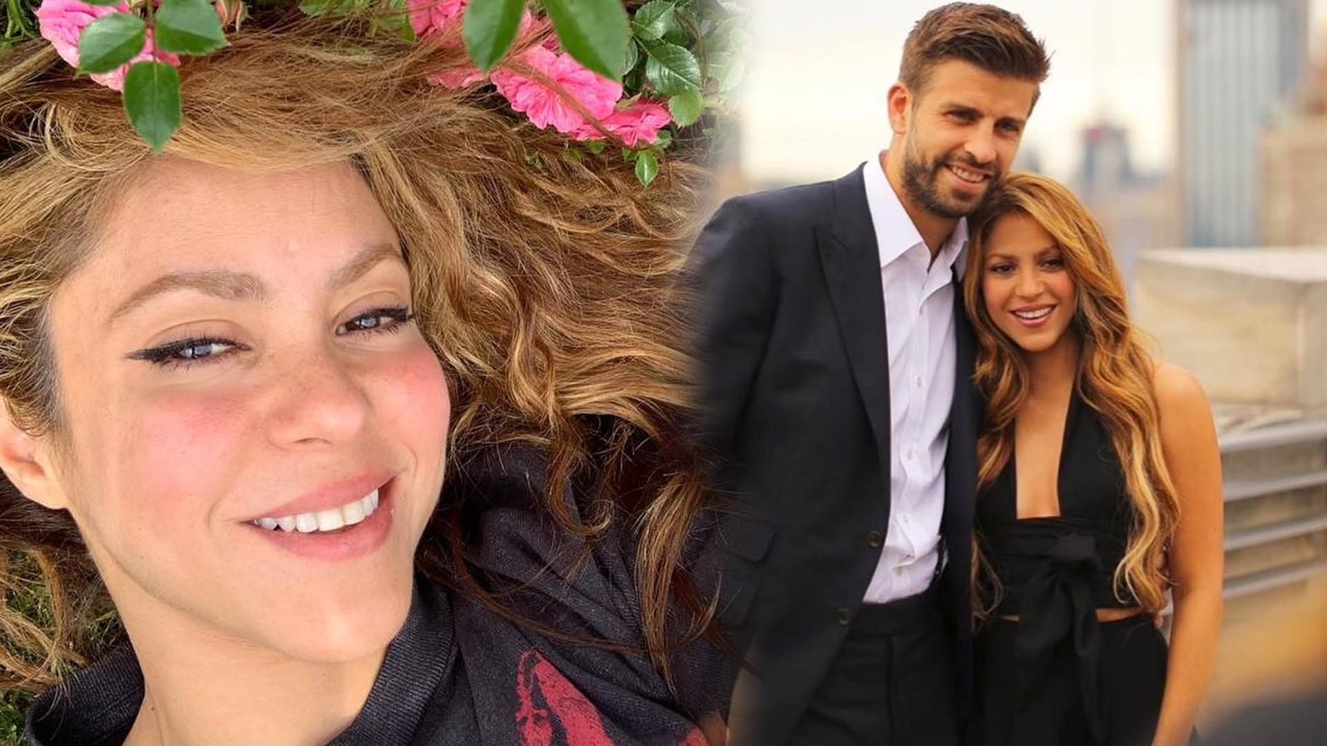 Shakira po długiej nieobecności w końcu pokazała się u boku przystojnego męża! (INSTAGRAM)