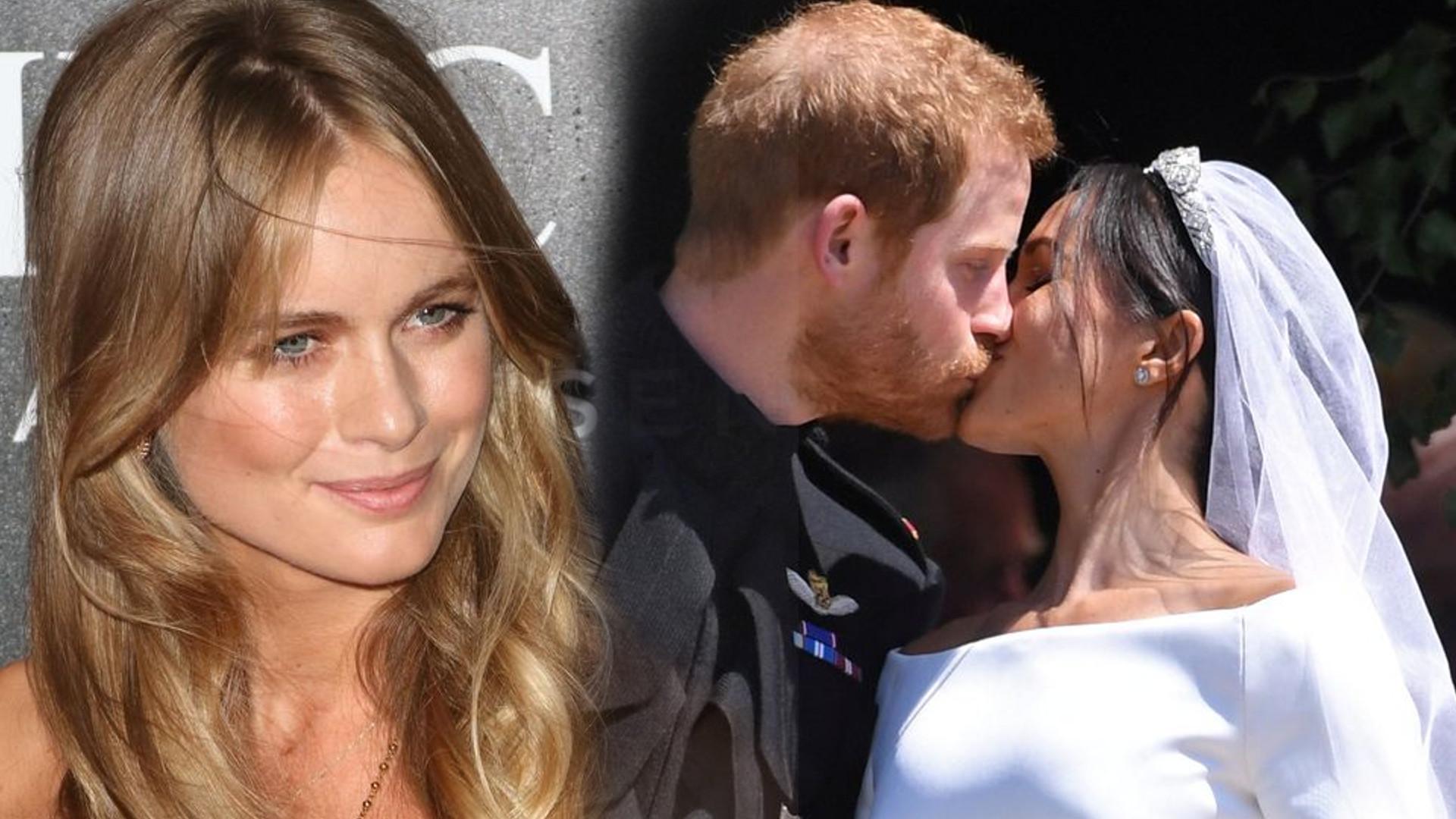 Była dziewczyna Księcia Harry'ego wychodzi za mąż!