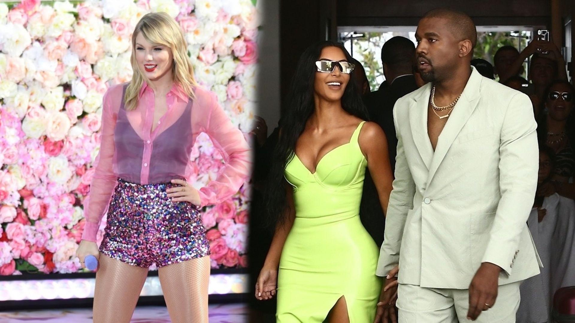 """Taylor Swift szczerze o konflikcie z Kanye Westem. """"Zrozumiałam, jak bardzo jest dwulicowy"""""""
