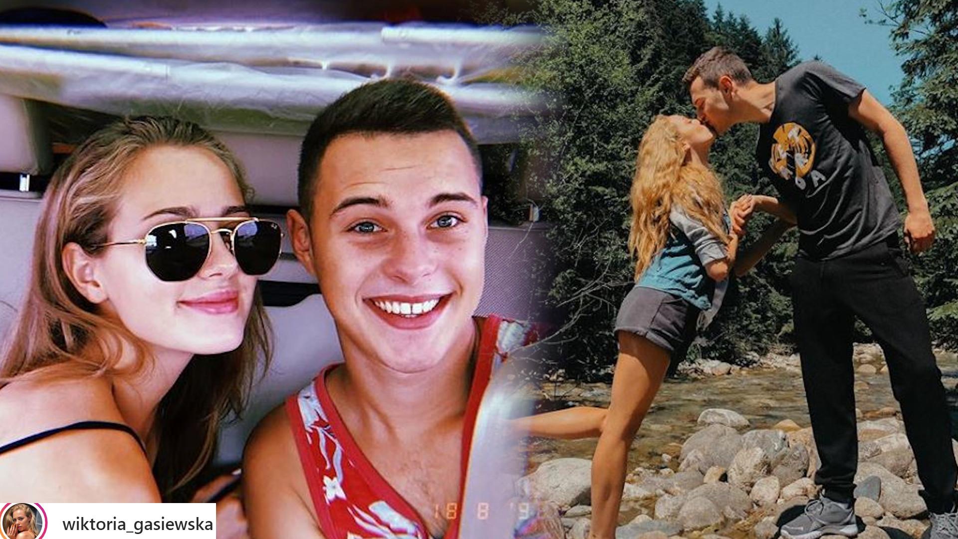 Wiktoria Gąsiewska i Adam Zdrójkowski zaręczyli się! Aktorka opowiedziała o planach ślubnych