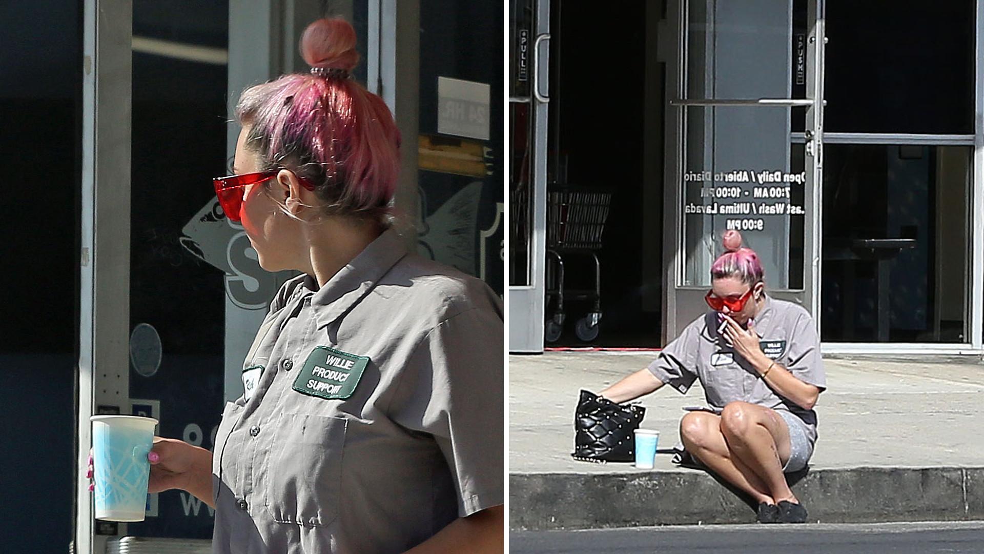 Amanda Bynes z wielką raną na nodze (ZDJĘCIA)