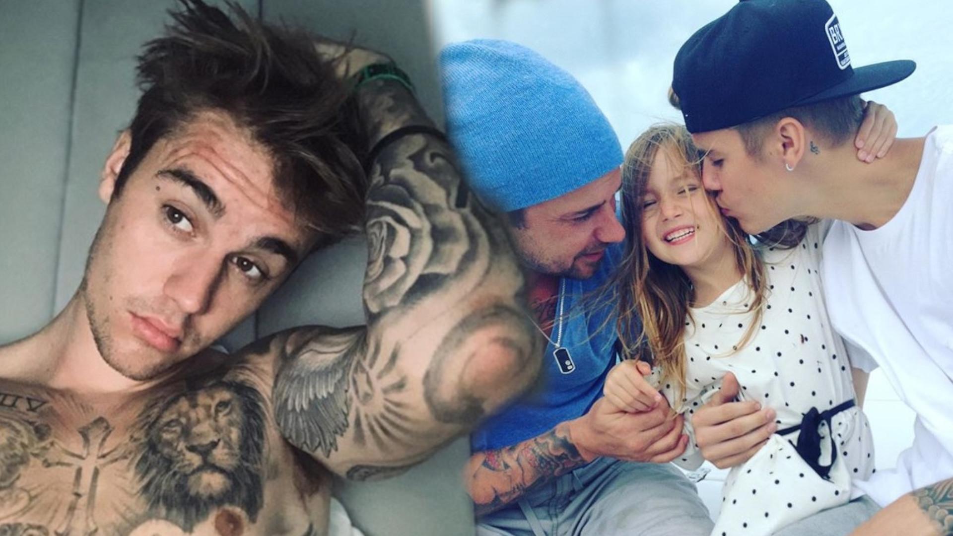 Rodzeństwo Justina Biebera jest już takie DUŻE! Artysta odwiedził rodzinny dom w Kanadzie