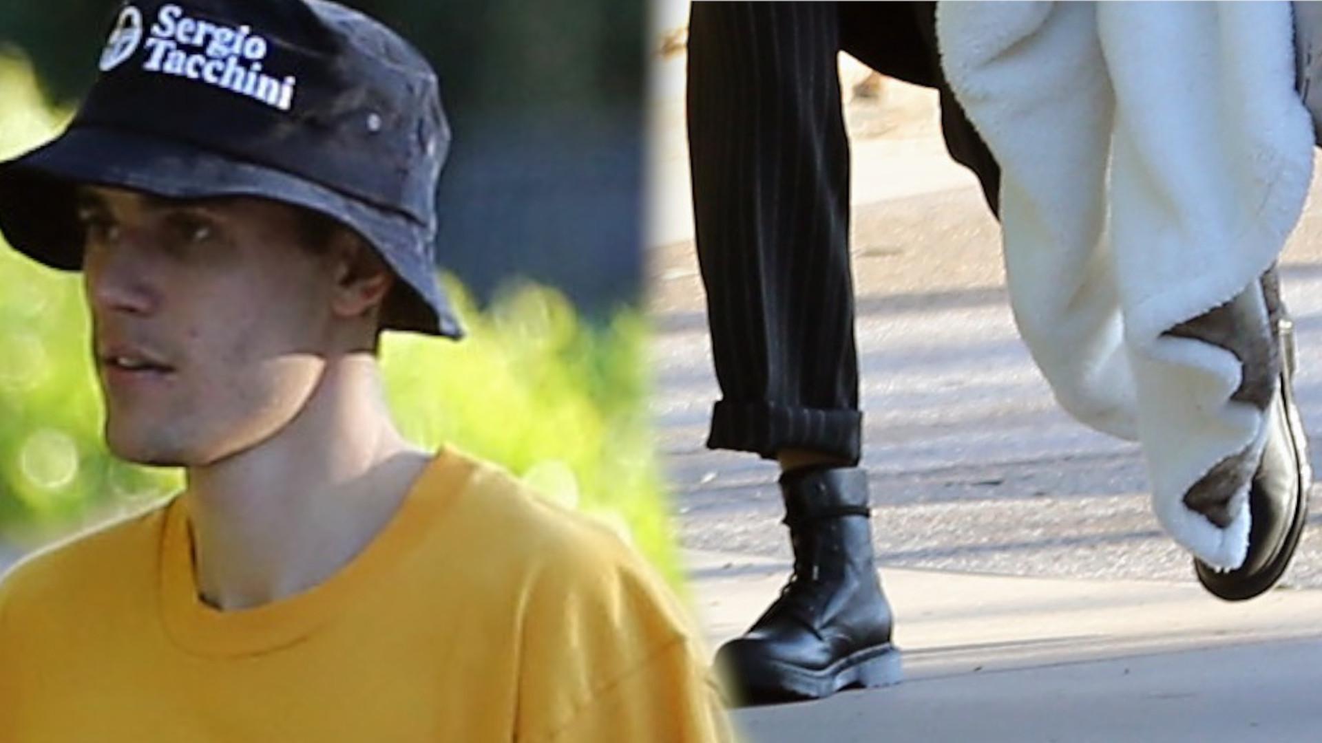 Urocze! Justin i Hailey Bieberowie po ślubie wybrali się na piknik