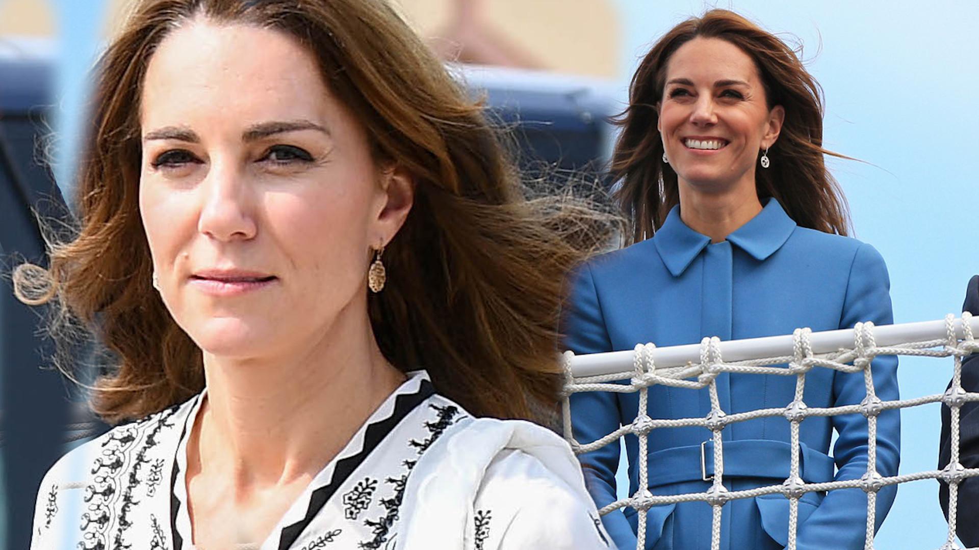 Księżna Kate spodziewa się CZWARTEGO dziecka? Brytyjska prasa nie milknie