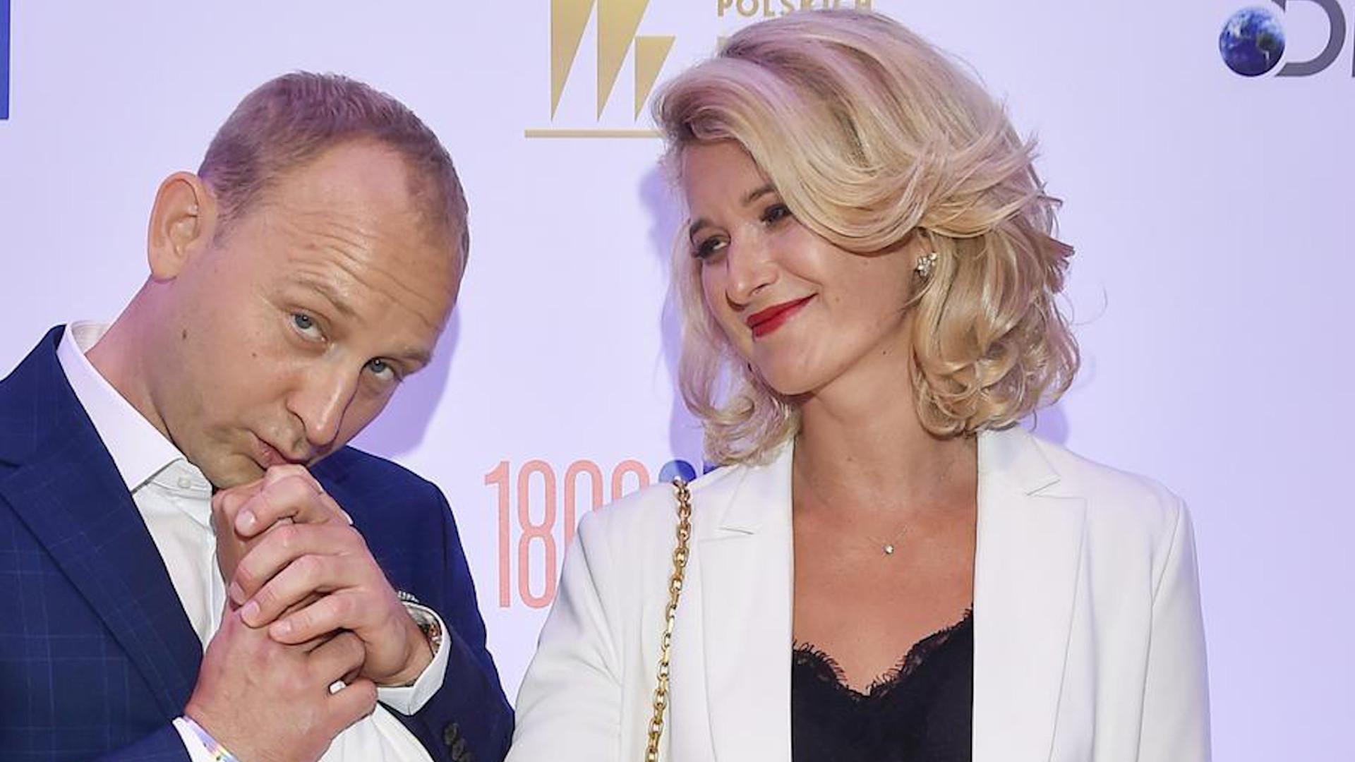 """Partnerka Borysa Szyca szczerze o chorobie aktora – początki były ciężkie. """"Kryłam go jak się dało"""""""