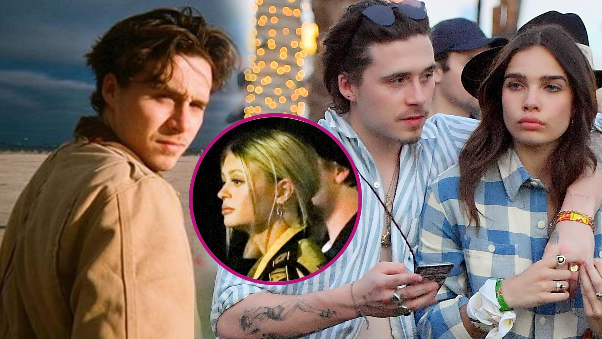 Brooklyn Beckham ma nową dziewczynę? A co z Haną Cross? (ZDJĘCIA)