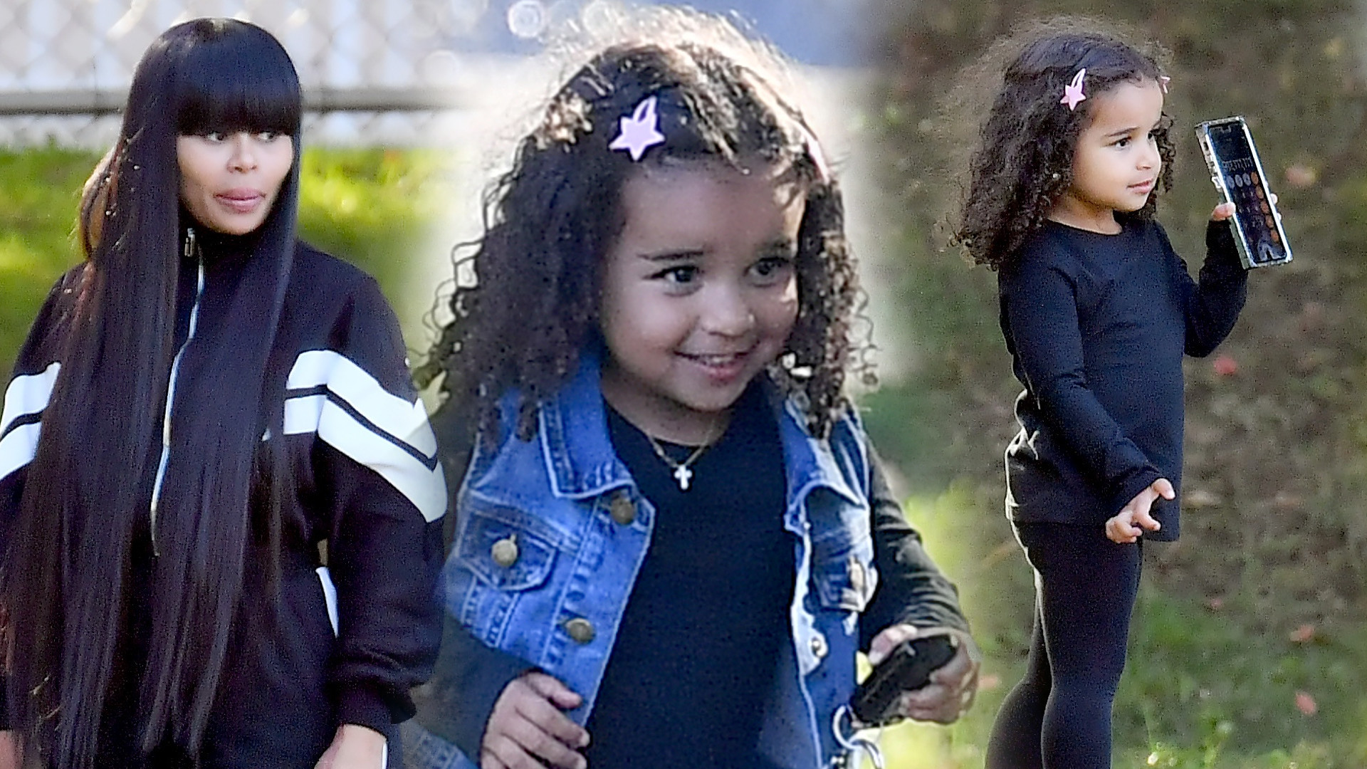 Dream, córka Roba Kardashiana, wyrosła na śliczną dziewczynkę (ZDJĘCIA)