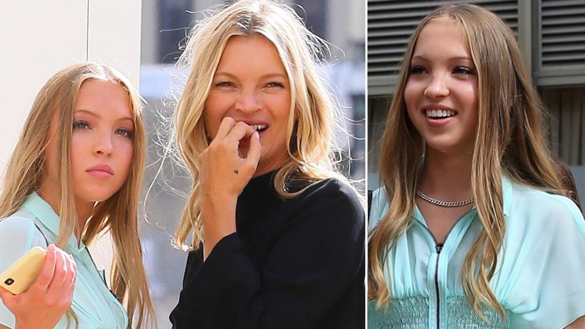 Kate Moss robiła to ŹLE wykonując makijaż – 17-letnia córka szybko ją nauczyła