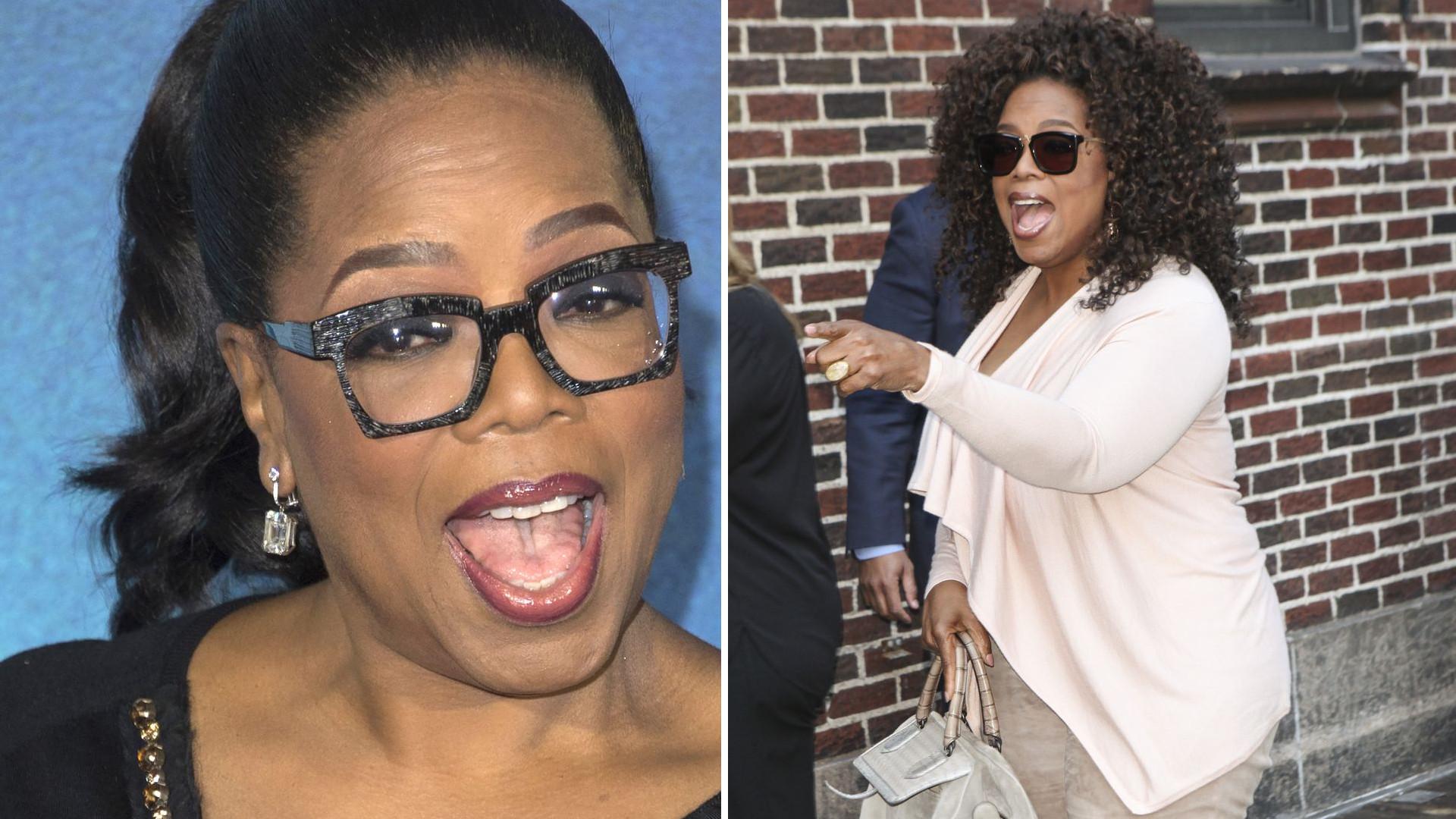 Oprah Winfrey tłumaczy, dlaczego nie ma dzieci