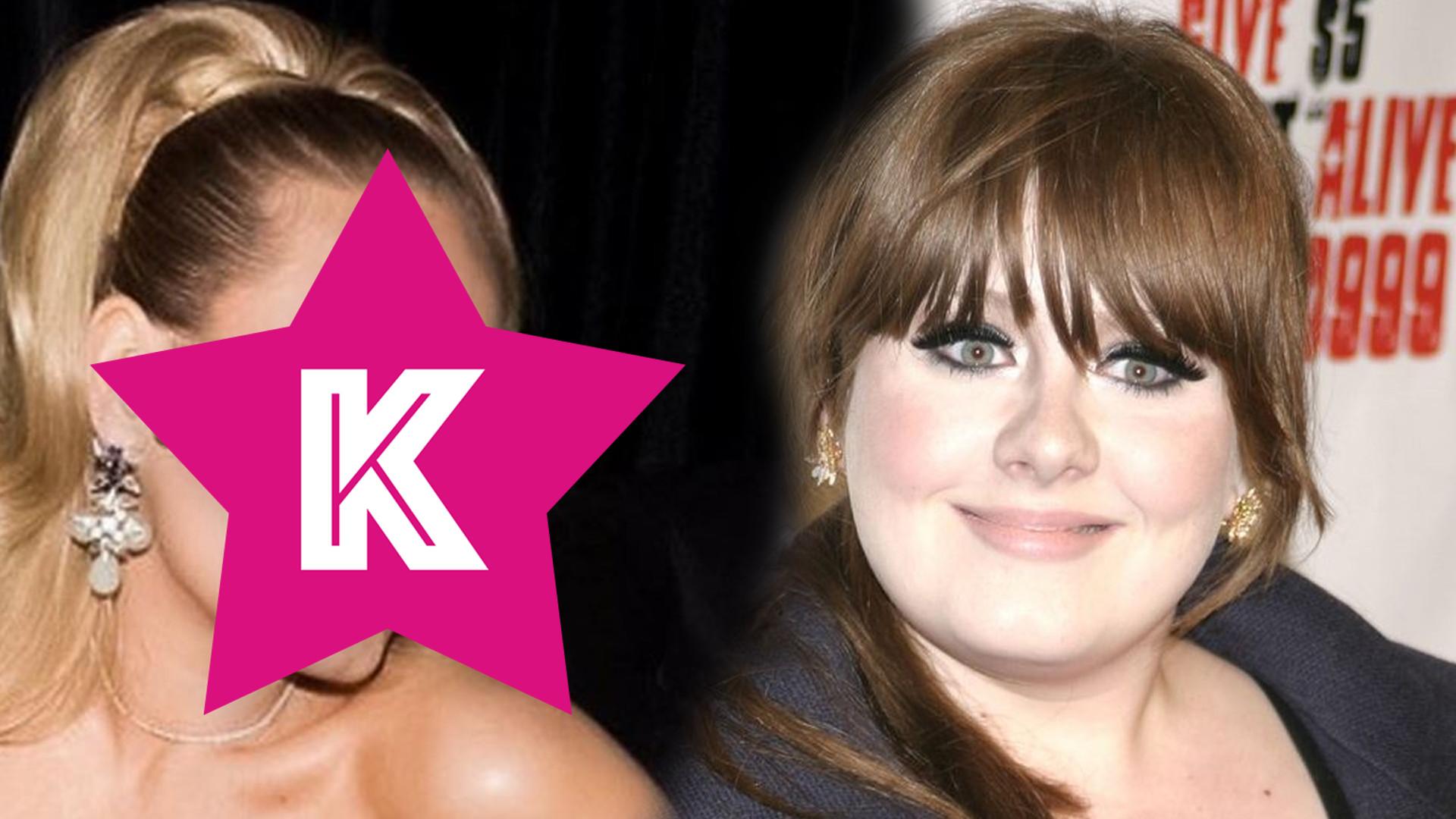 Adele nigdy nie wyglądała tak dobrze! Gwiazda bardzo schudła i PROMIENIEJE (FOTO)