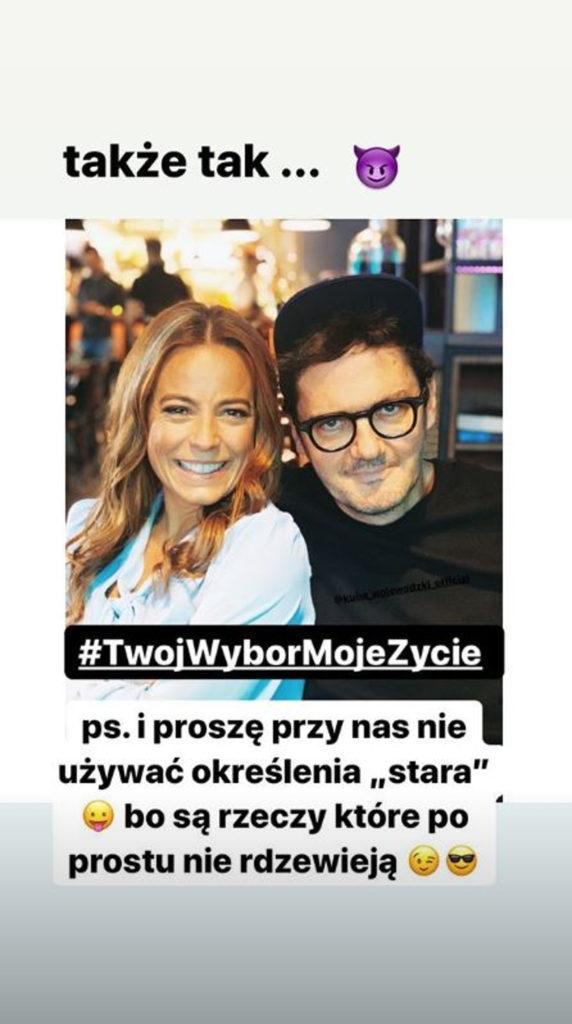 Anna Mucha Kuba Wojewódzki
