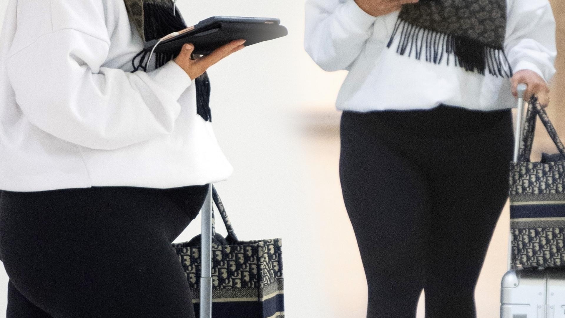 Ta modelka jest w zaawansowanej ciąży. To będzie jej pierwsze dziecko (ZDJĘCIA)