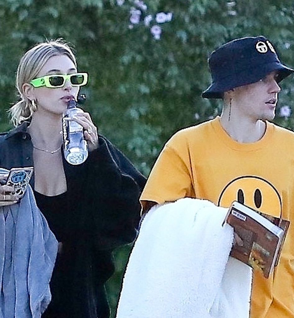 Justin Bieber i Hailey Bieber