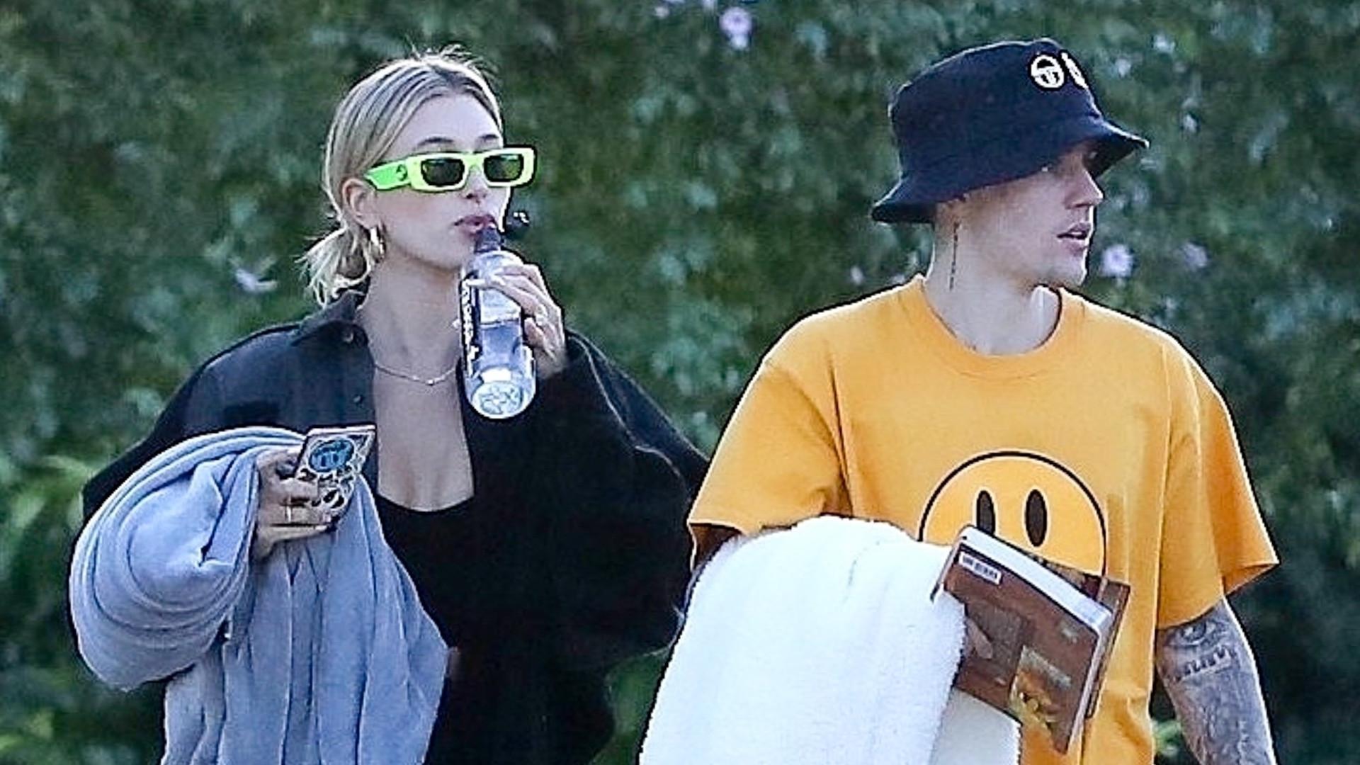 Ale ROMANTYK! Zobaczcie, gdzie Justin Bieber zabrał swoją żonę Hailey na randkę (ZDJĘCIA)
