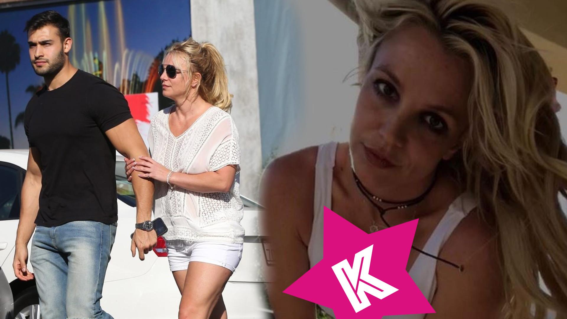 Britney Spears pokazuje jak naprawdę wygląda jej sylwetka w skąpym bikini (WIDEO)
