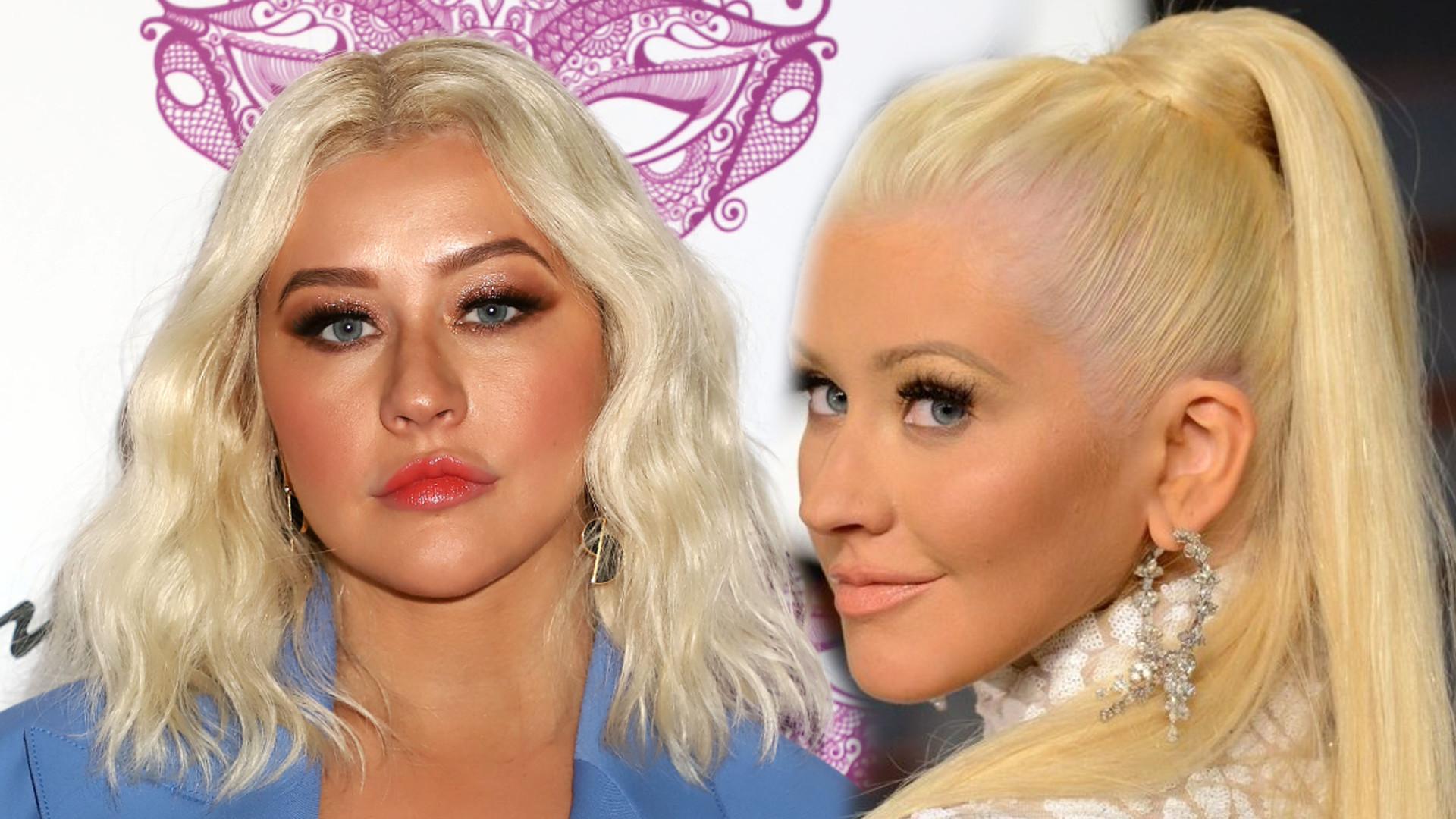 SZOK! Co Christina Aguilera zrobiła ze swoimi ustami? Wokalistka wygląda komicznie