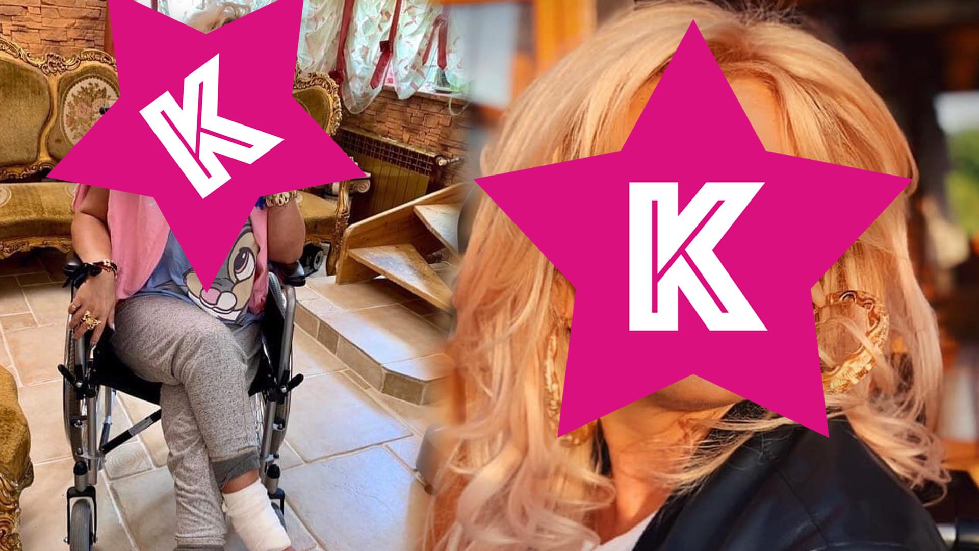 SZOK! Gwiazda popularnego reality show może już NIGDY nie wstać z wózka inwalidzkiego