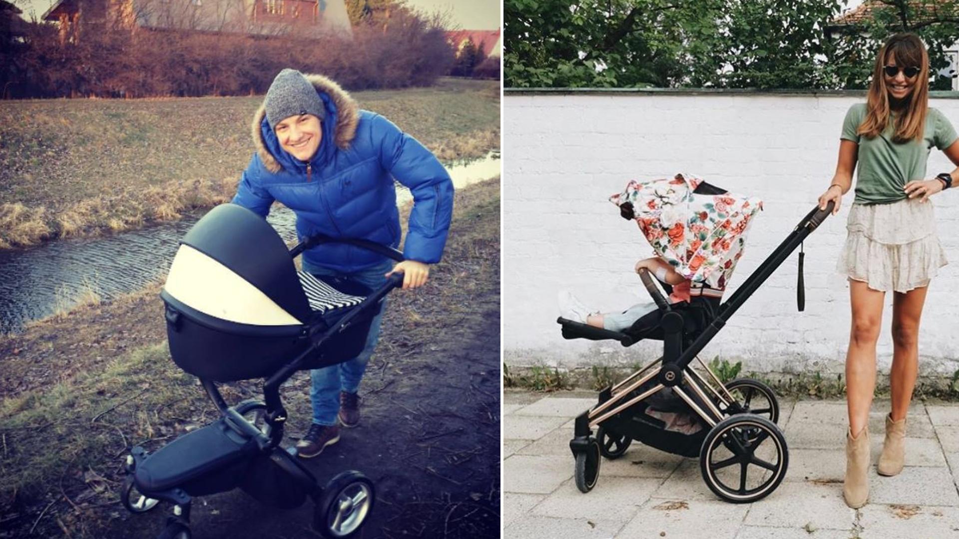 Najbardziej EKSKLUZYWNE wózki dzieci celebrytów! Niektóre modele kosztują tyle, co mały samochód