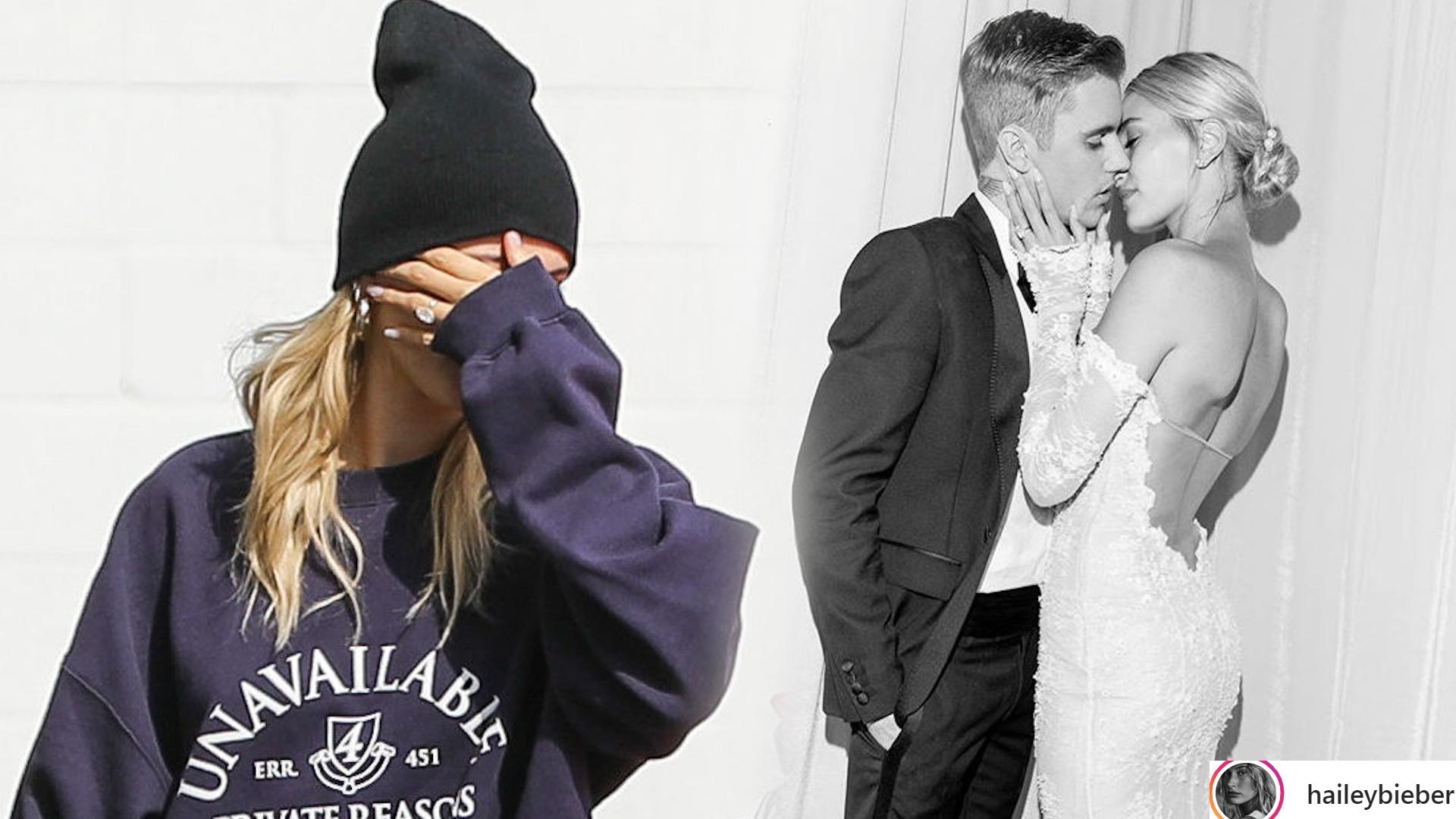 Okropny HEJT na Hailey i Justina Biebera. Pod ich zdjęciami pojawiają się straszne komentarze
