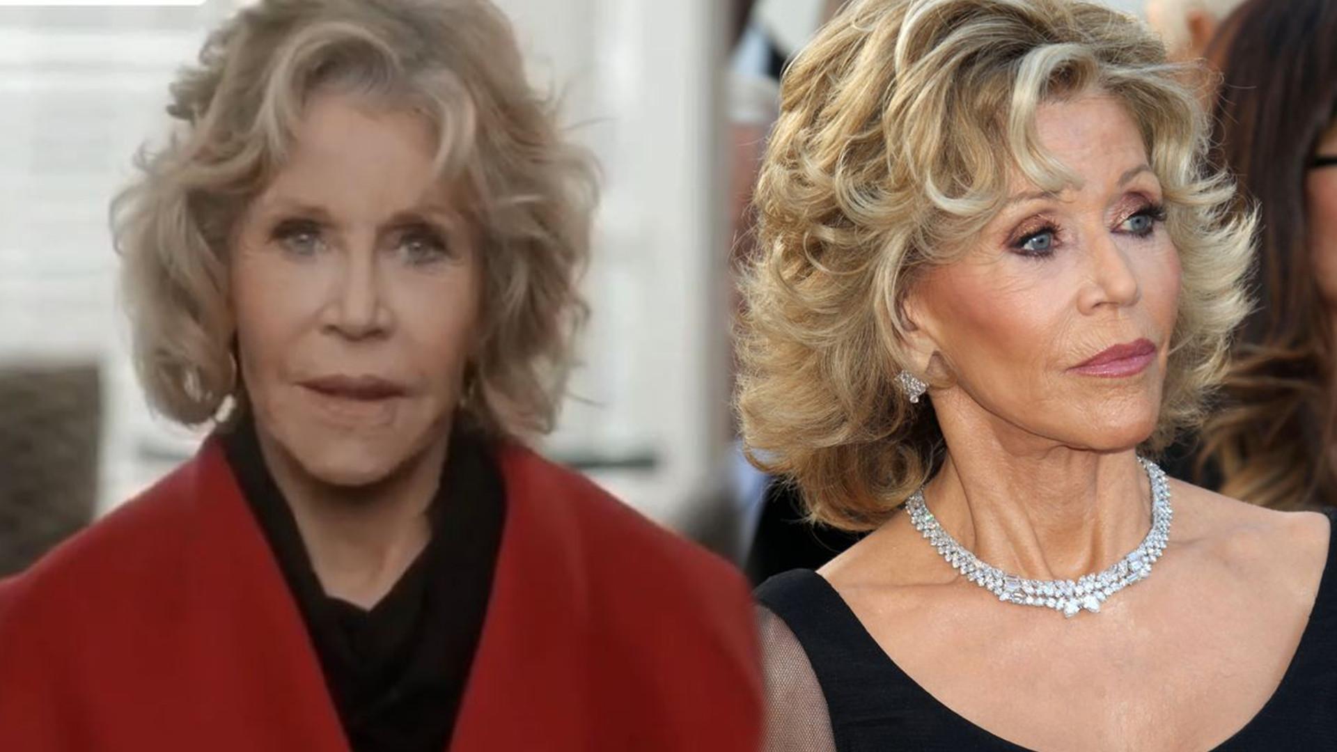 81-letnia Jane Fonda ARESZTOWANA. Aktorka w kajdankach przed Kapitolem (WIDEO)
