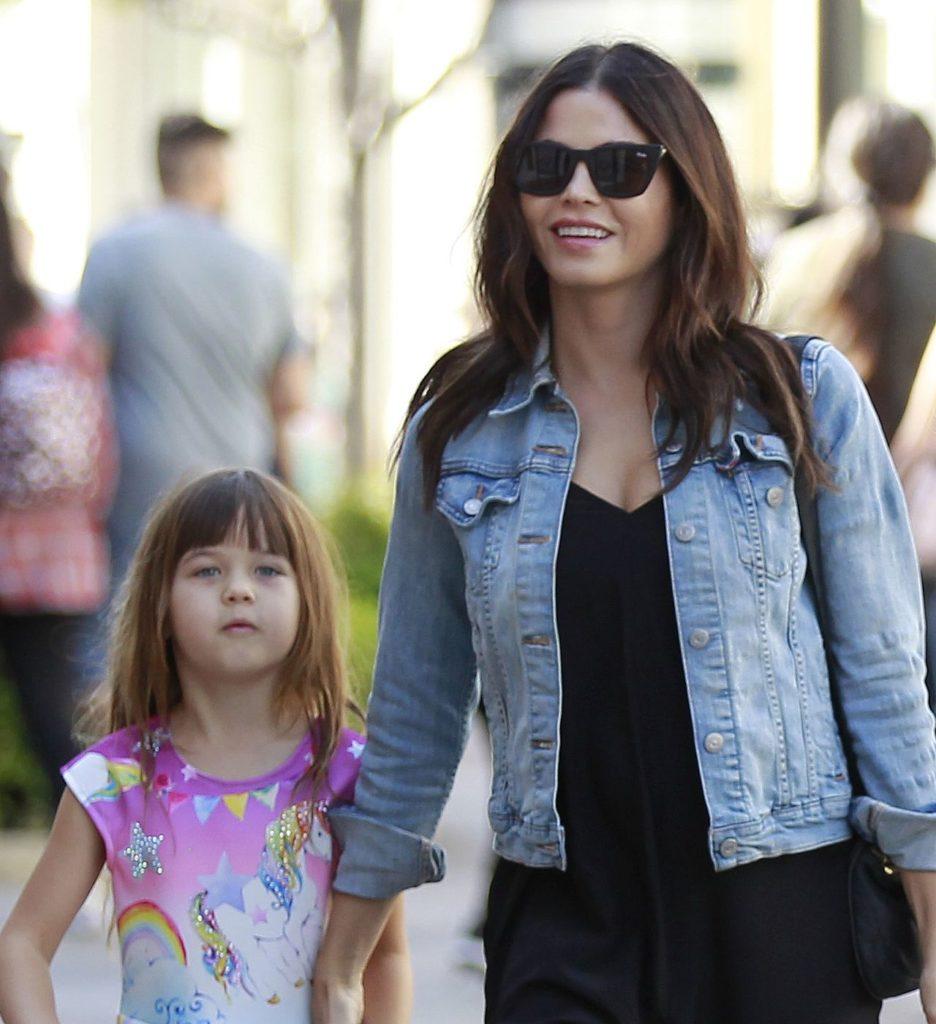 Jenna Dewan z córką Everly