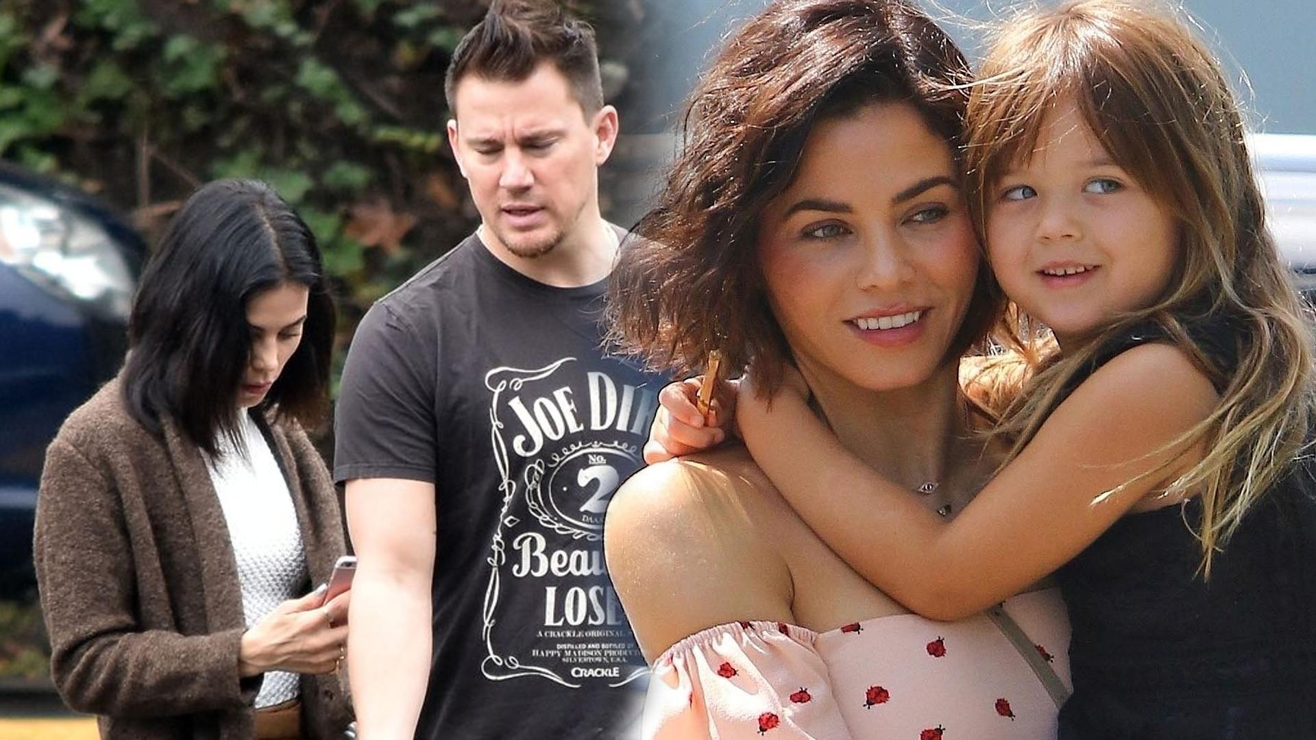 Jenna Dewan zdradza bolesną prawdę o małżeństwie z Channingiem Tatumem: To nie służyło mojej córce