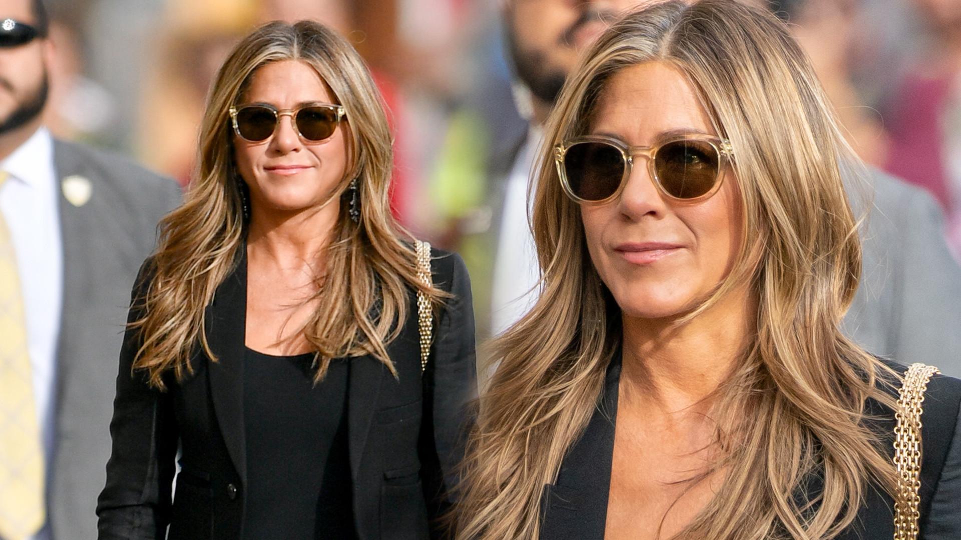 Jennifer Aniston ma ŚWIETNĄ figurę – po 50-tce wygląda lepiej niż kiedykolwiek (ZDJĘCIA)
