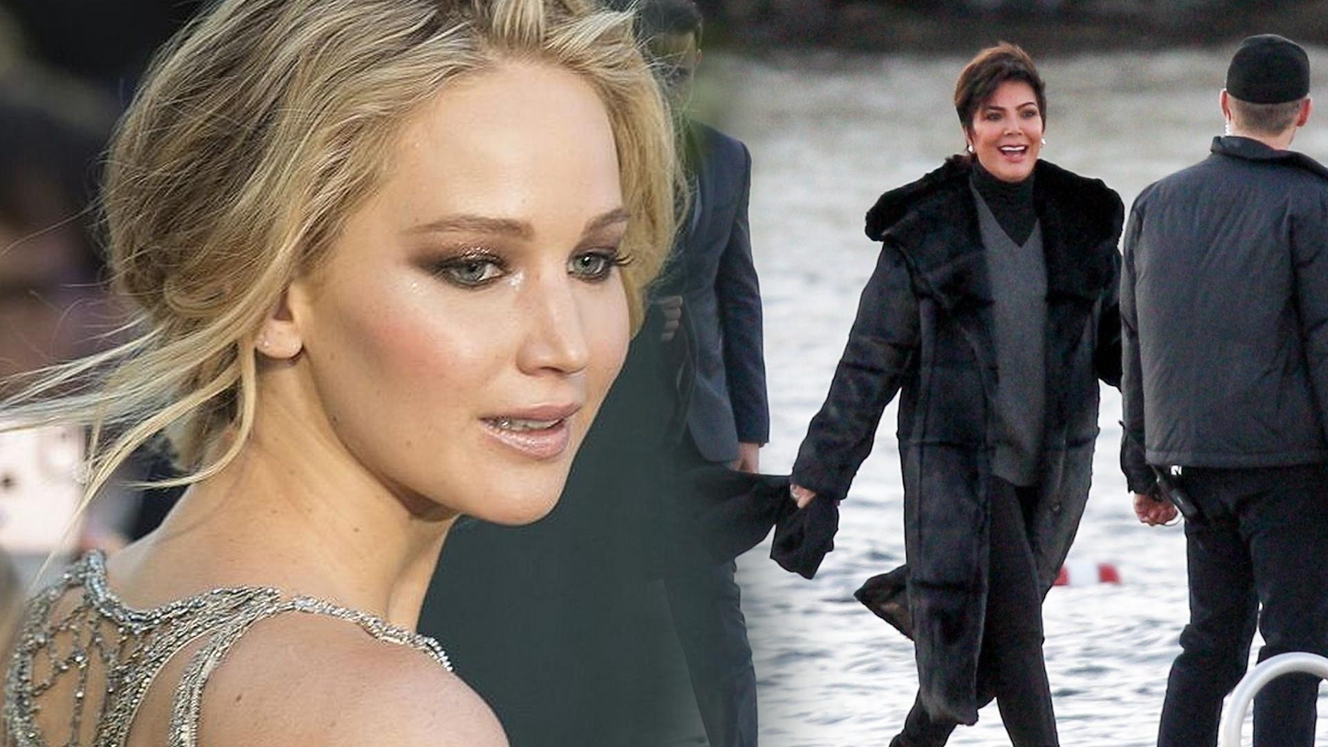 Gwiazdy zjeżdżają się na ŚLUB Jennifer Lawrence (ZDJĘCIA)