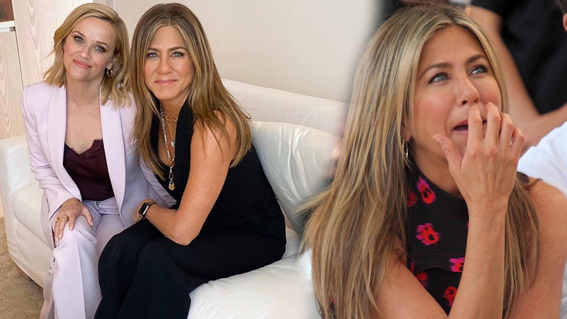 Jennifer Aniston i Reese Witherspoon zdradzają tajemnicę młodego wyglądu. Patenty aktorek są takie PROSTE