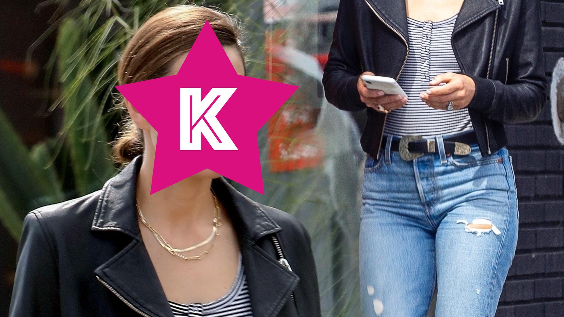 Jessica Biel bez makijażu i w okularach korekcyjnych – wygląda jak gwiazda? (ZDJĘCIA)