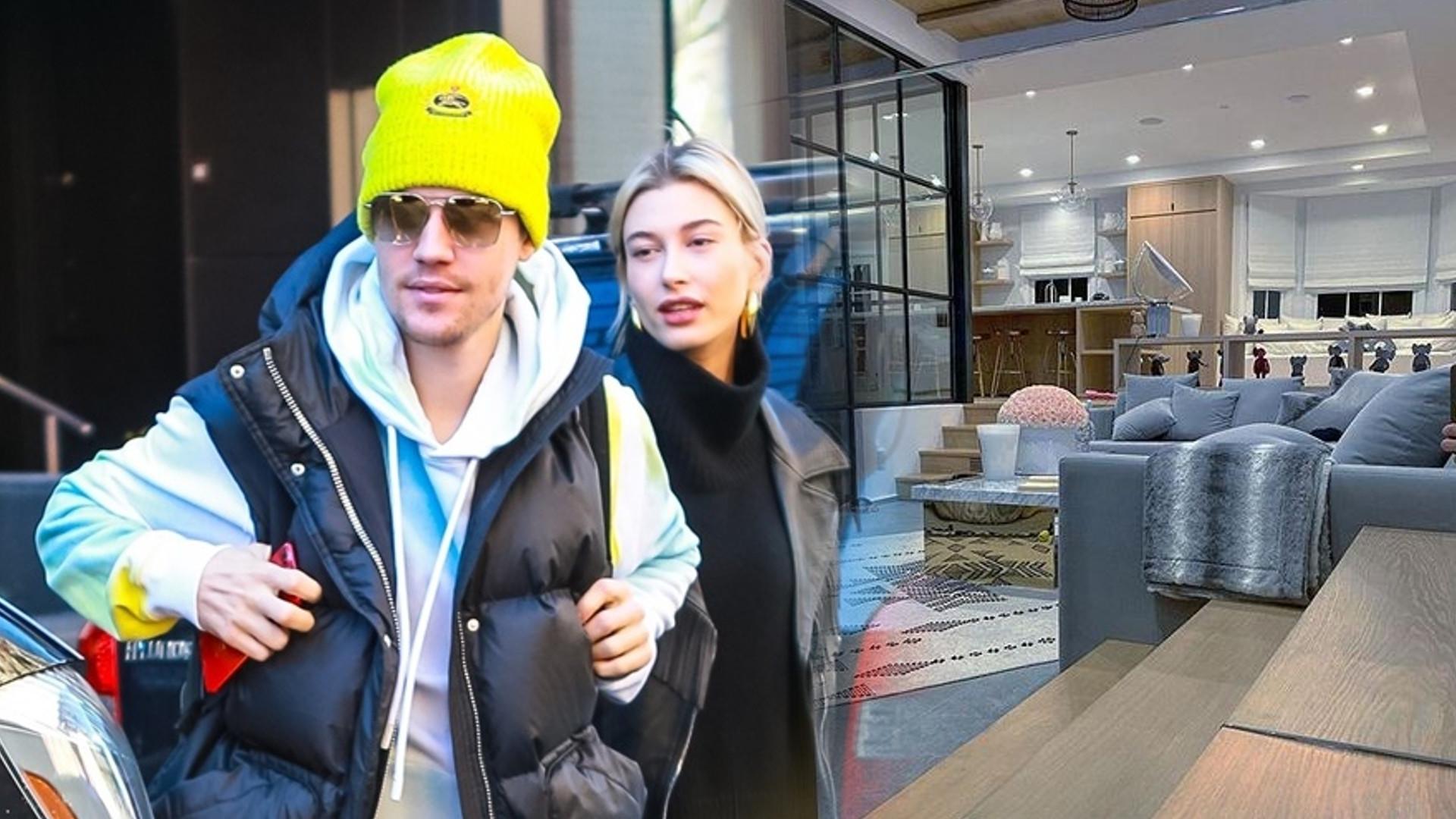 LUKSUSOWE mieszkanie Justina Biebera