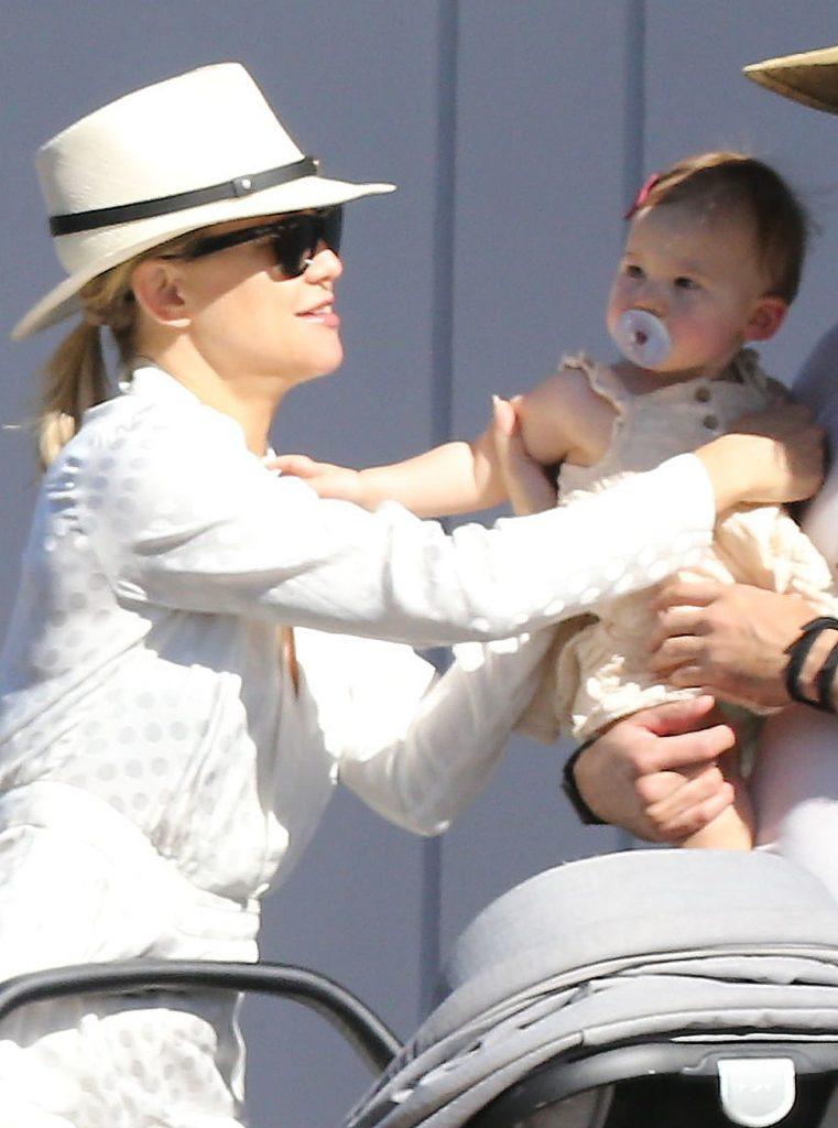 Kate Hudson z córeczką