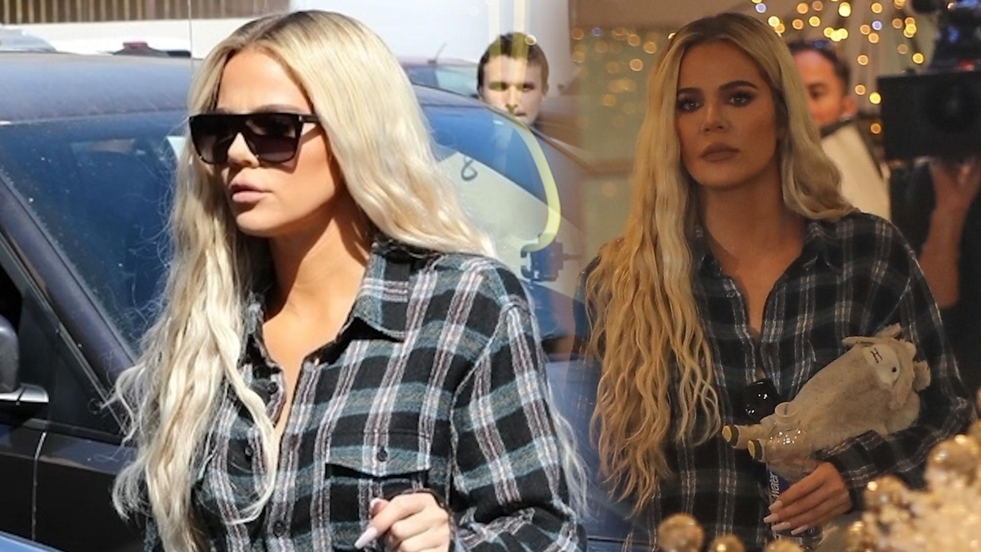 Khloe Kardashian zaczęła zakupy świąteczne w październiku (ZDJĘCIA)