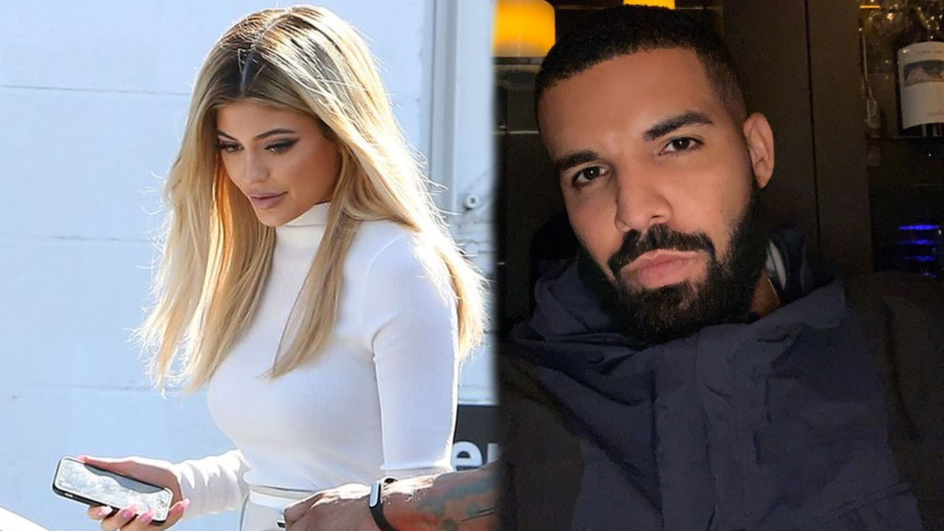 Kylie Jenner romansuje z Drake'iem! Co na to Travis Scott?