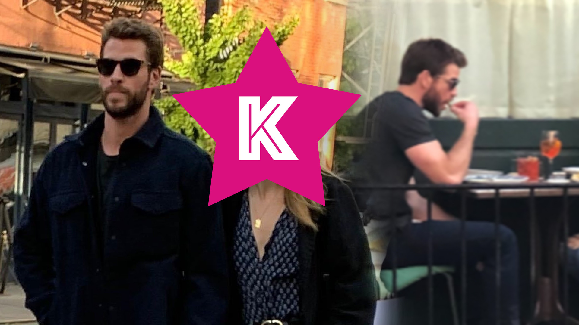 Liam Hemsworth już nie PŁACZE po Miley Cyrus. Szedł za rękę z TĄ aktorką! (ZDJĘCIA)
