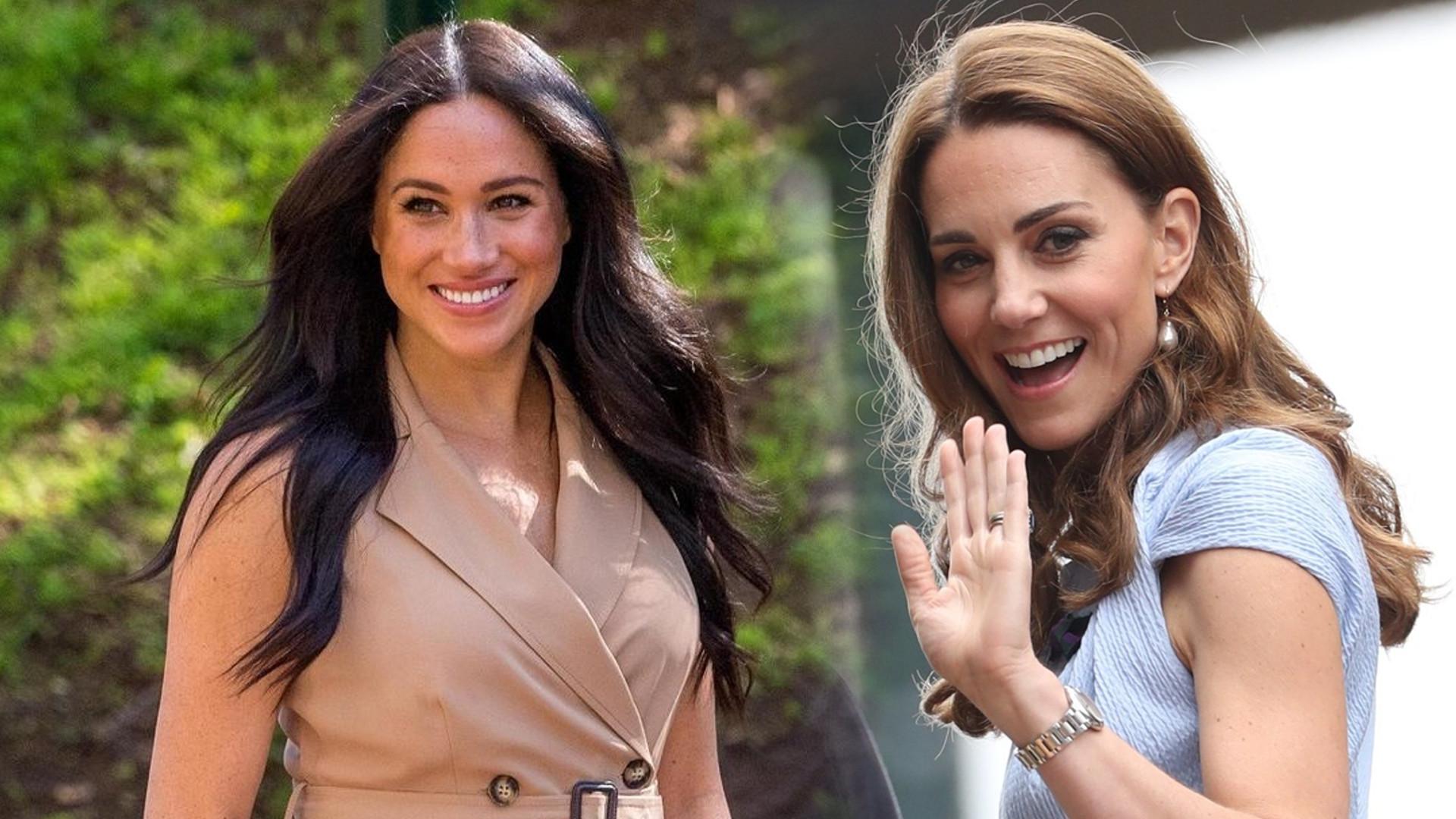 Co księżna Kate i księżna Meghan trzymają w samochodzie?