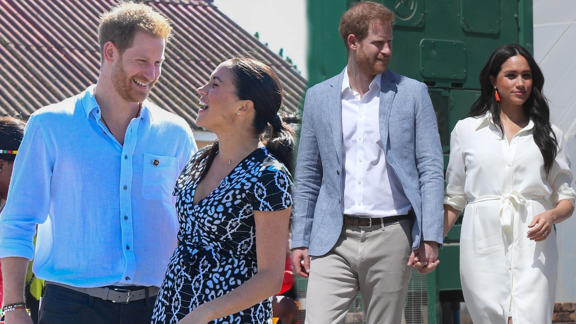 Nie uwierzysz co zrobił Książę Harry by chronić swoją żonę. Królowa Elżbieta nie miała nic do gadania