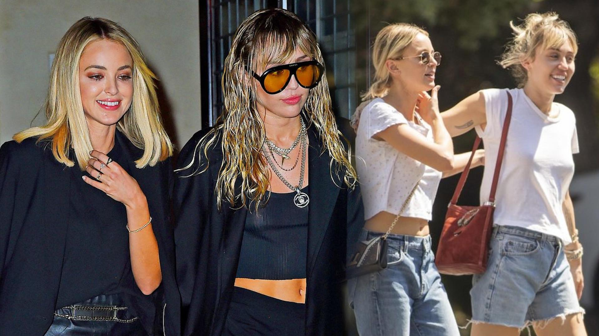 Kaitlynn Carter mocno przeżyła ROZSTANIE z Miley Cyrus. Bardzo schudła!