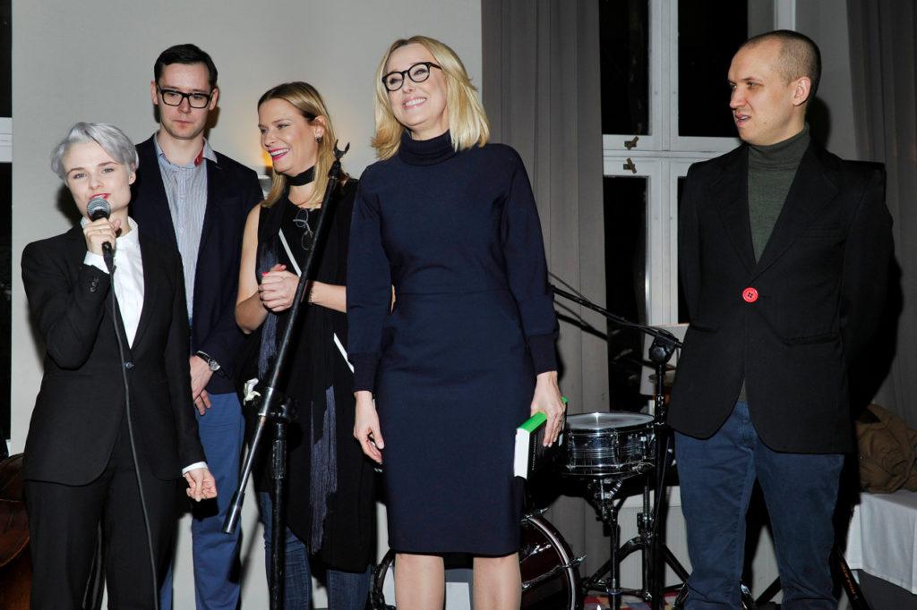 Paulina Młynarska Alicja Nauman